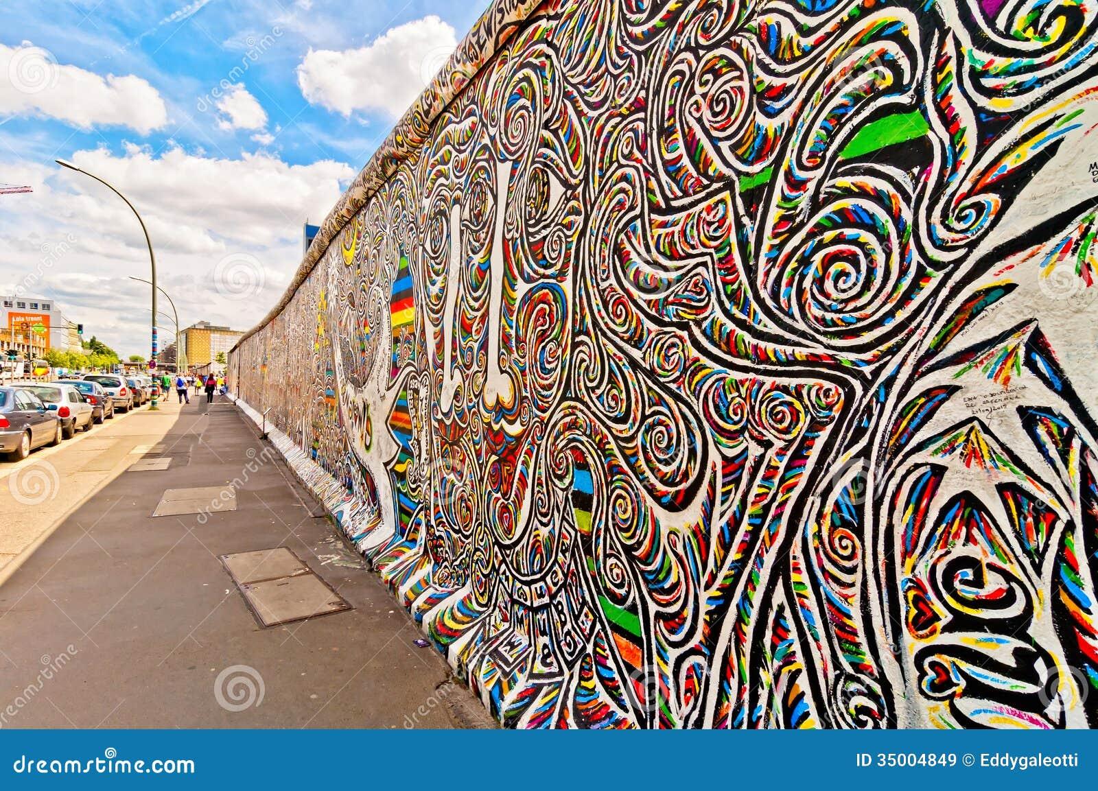 Grafiti wall berlin - Art Berlin Gallery Germany Graffiti History Wall
