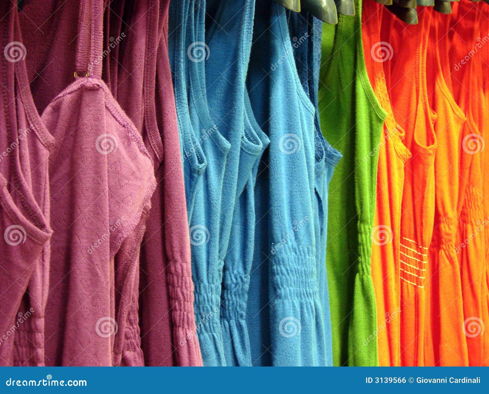 Memoria di vestiti