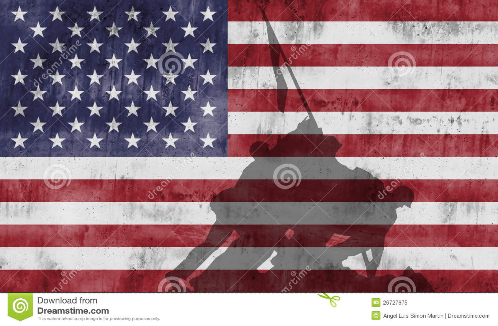 Memorial da guerra do Corpo dos Marines