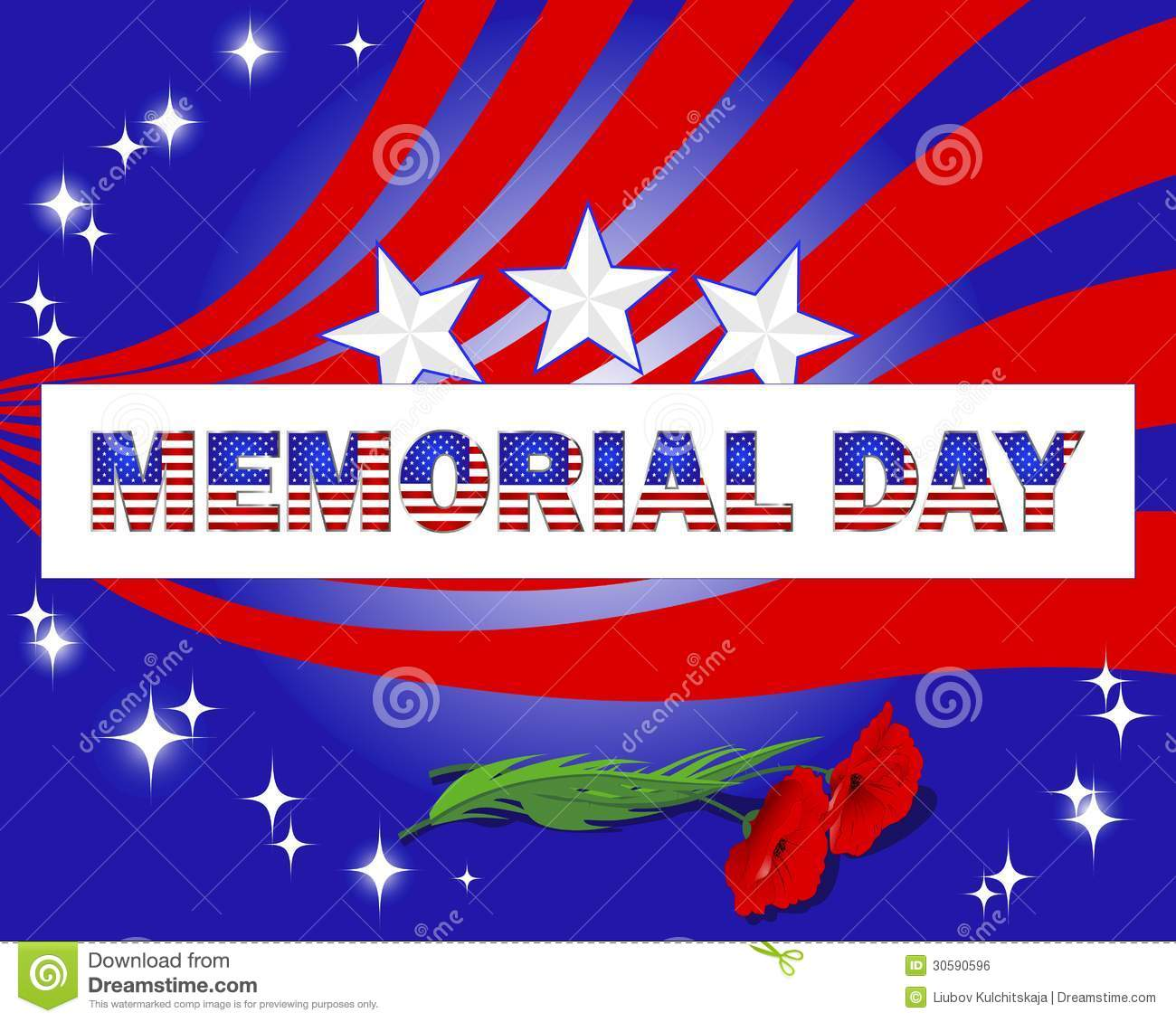 Memorial Day. Banner And Red Poppies. Royalty Free Stock ... Appeal Clipart