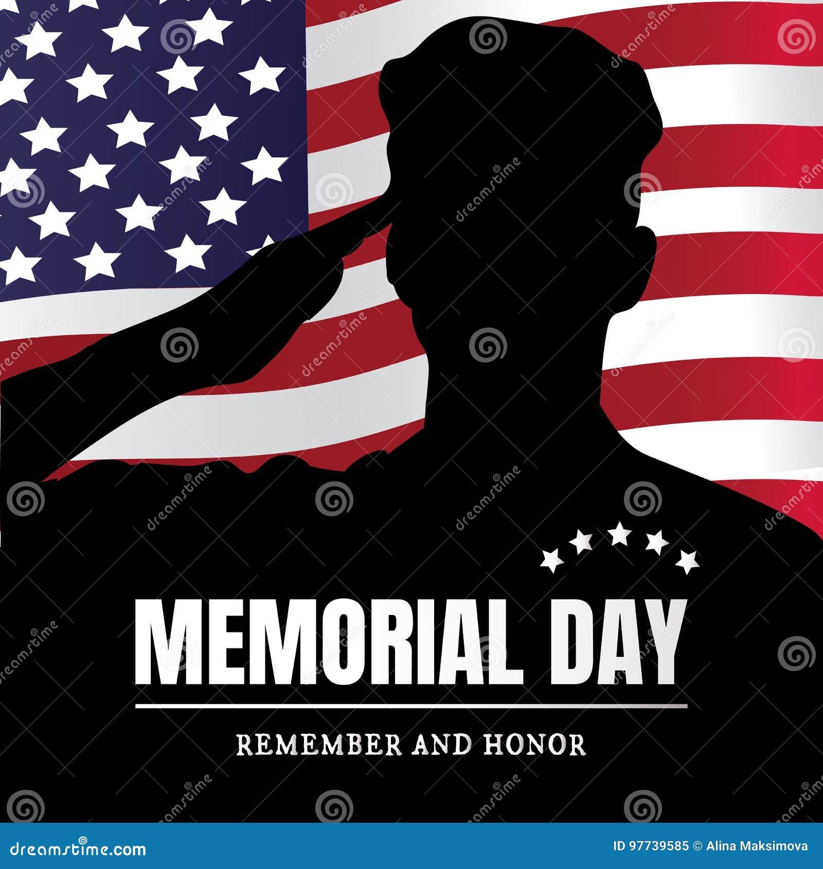 Memorial Day de V.S. Herinner me en eer