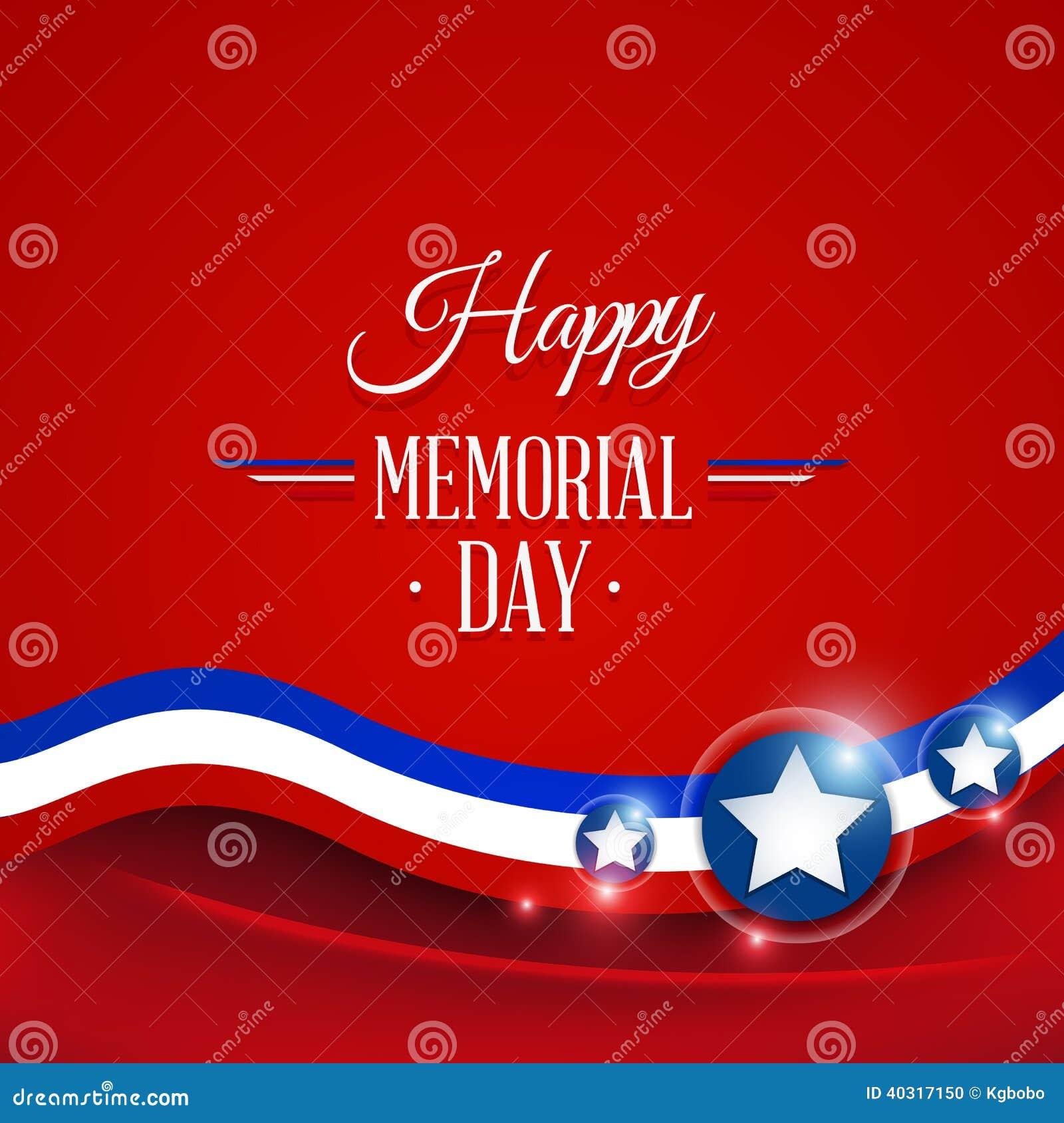 Memorial Day feliz
