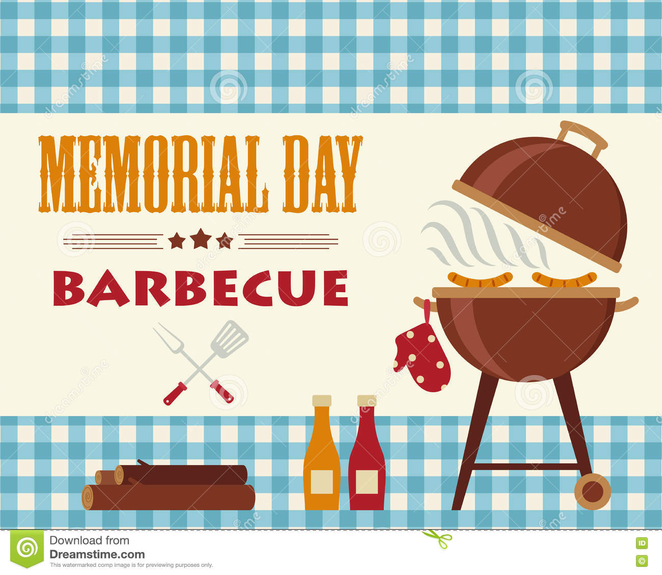 Memorial Day -Grill