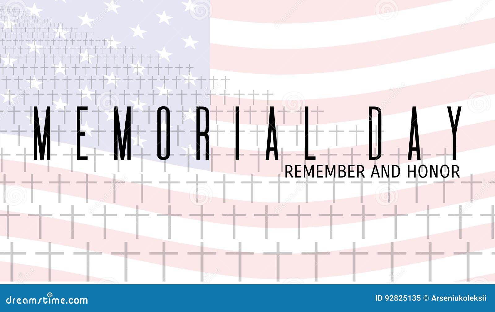 Memorial Day -kaart