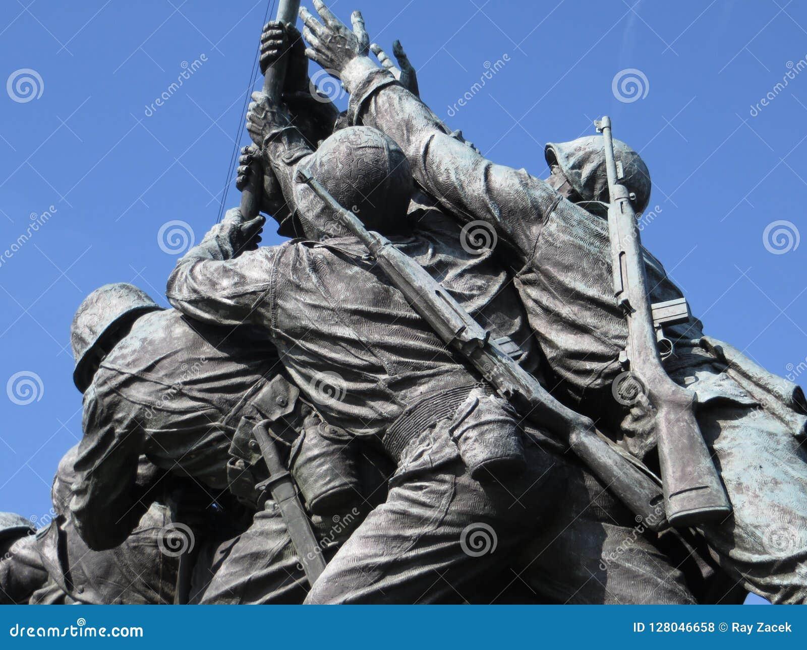 Memorial de Iwo Jima