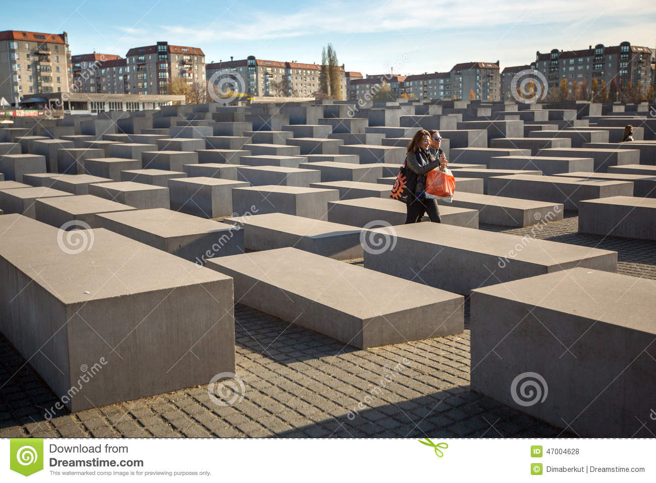 Memorial to the murdered jews of europe designed by for Designburo berlin