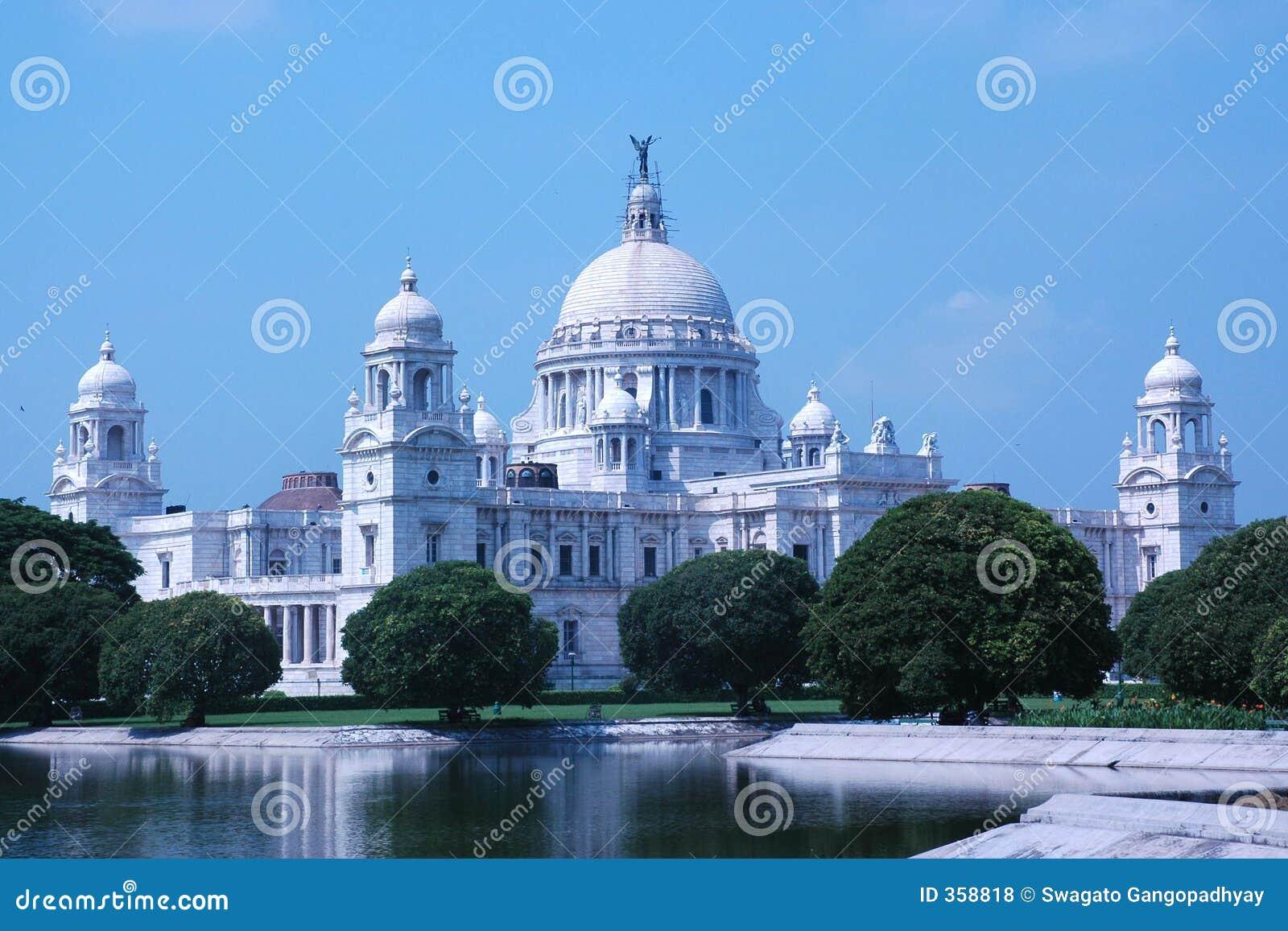 Memoriale Della Victoria, Kolkata (Calcutta), India ...
