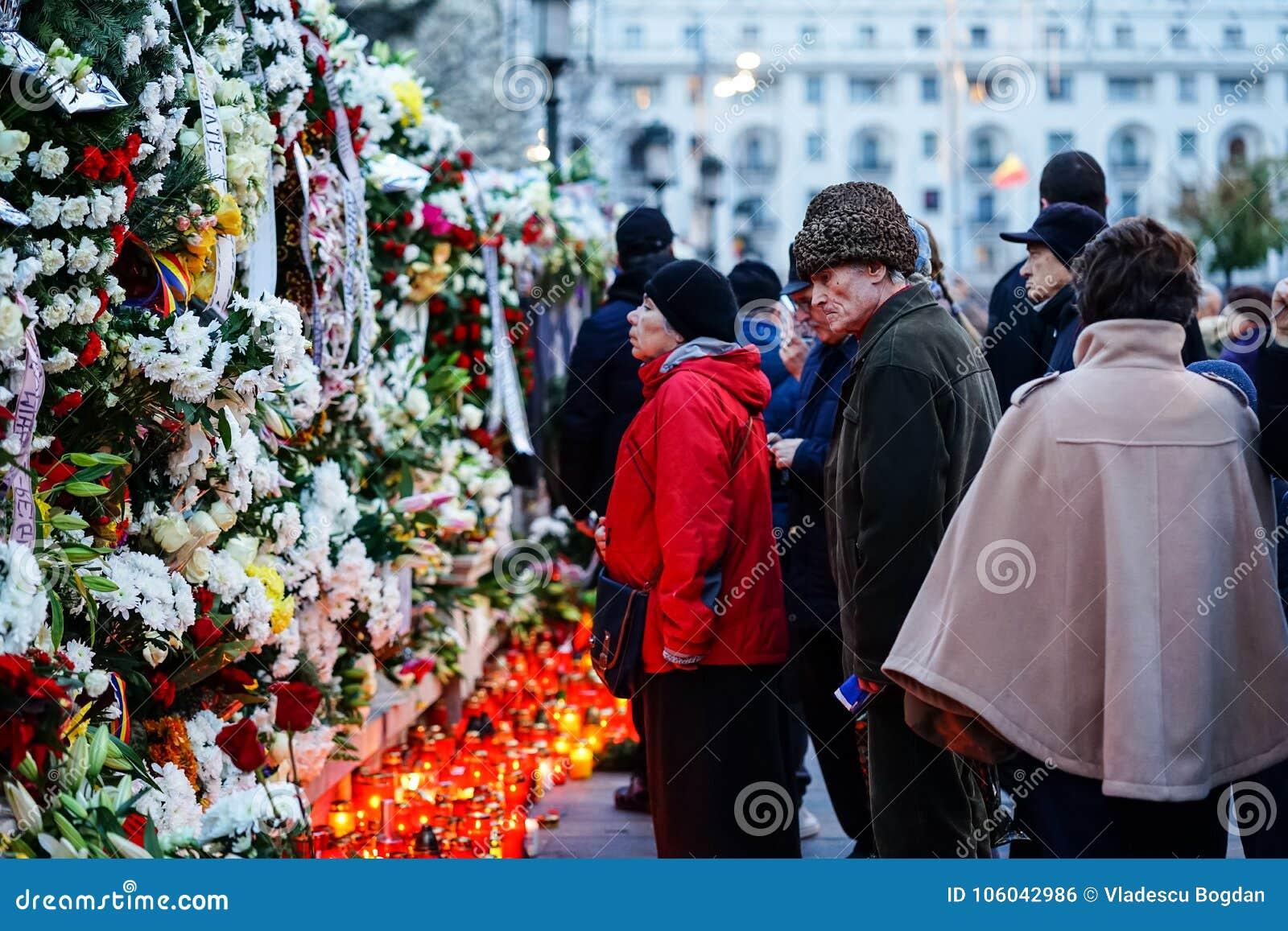 In memoriam van dood van Koning Mihai van Roemenië