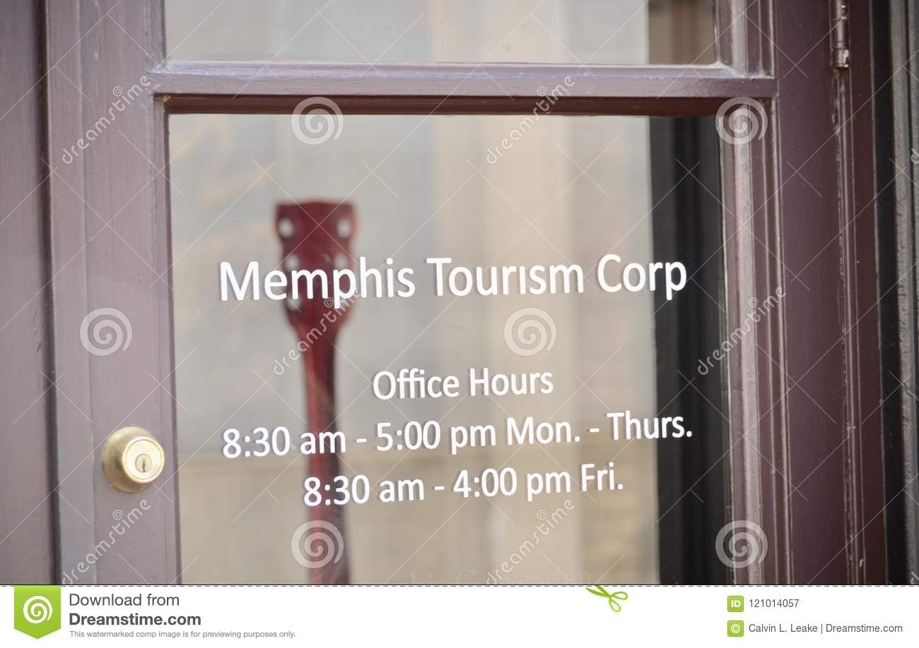 Memphis Tennessee Office of Tourism