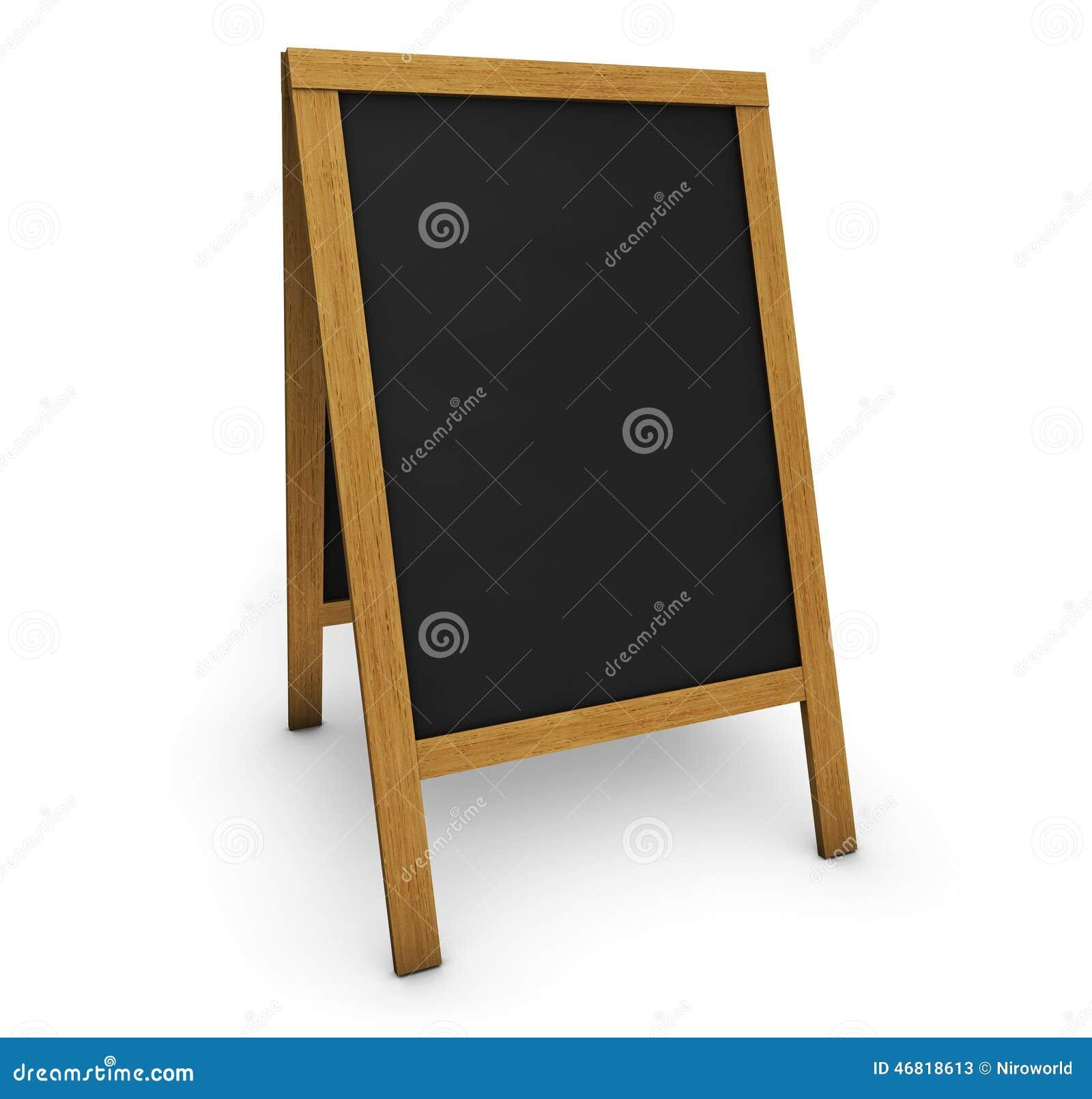Men del restaurante de la pizarra stock de ilustraci n for Tableau noir restaurant