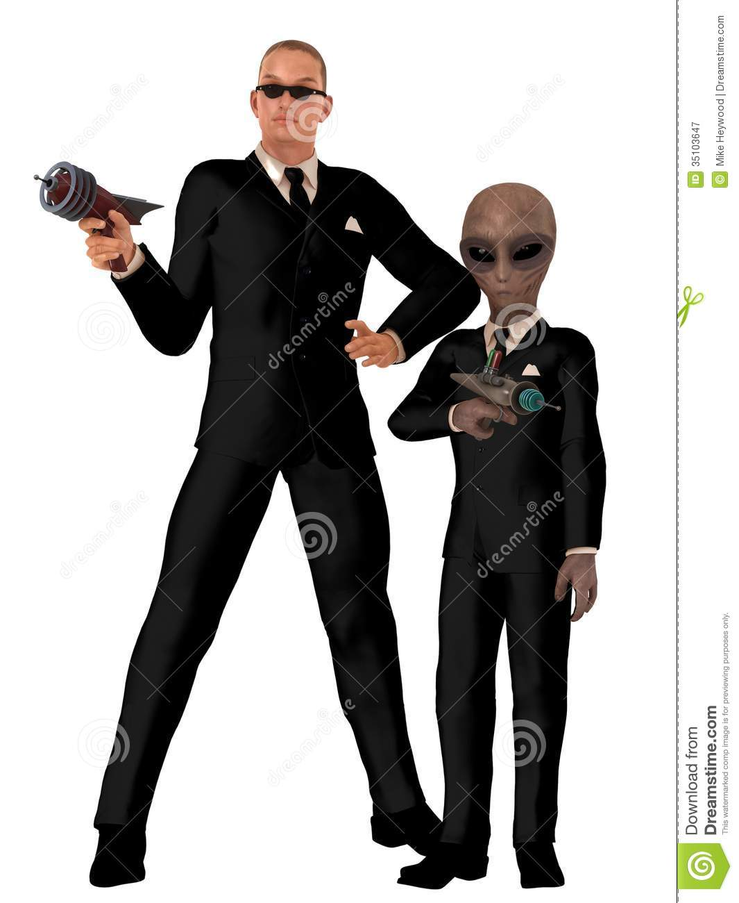 Men In Black Royalty Free Stock Photography Image 35103647
