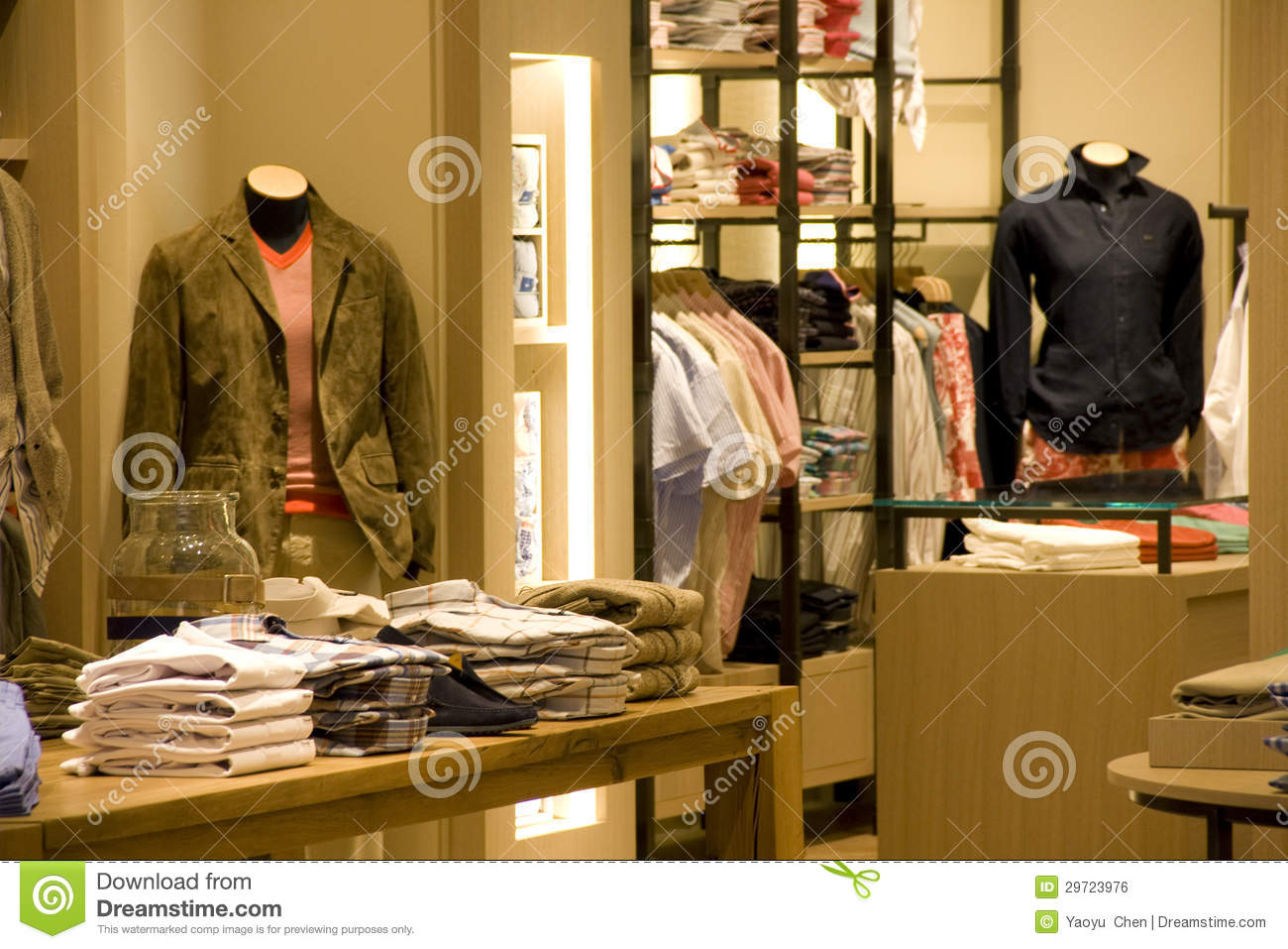 High quality clothing stores