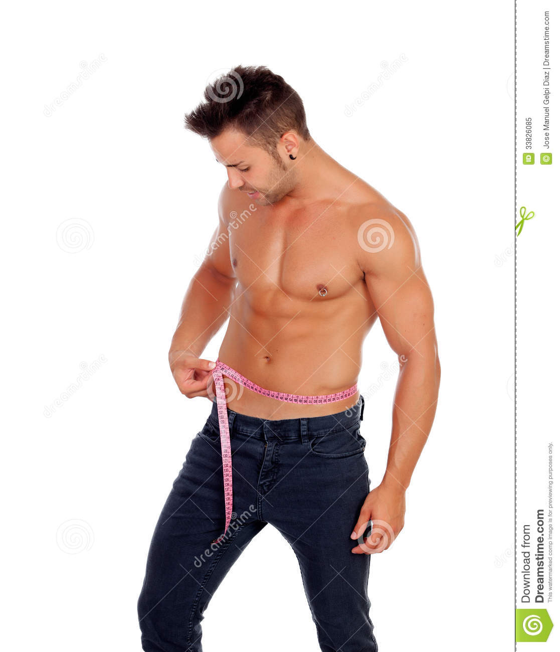 Normal waist sizes for men and women. Includes a chart for women and a chart for men with ideal waist line measurements for women and men of different heights. Includes waist-to-height ratio targets recommendations from the World Health Organization.