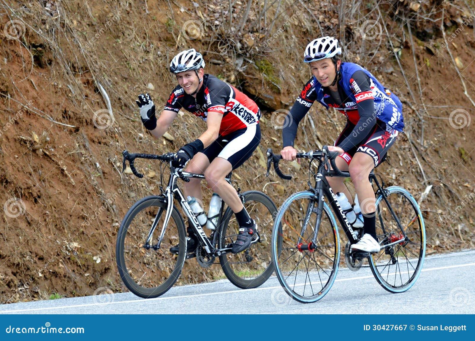 male nude bike riders