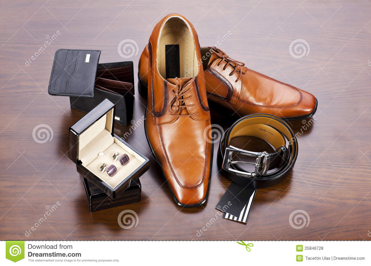 Mens Accessories Royalty Free Stock Photos Image 25846728