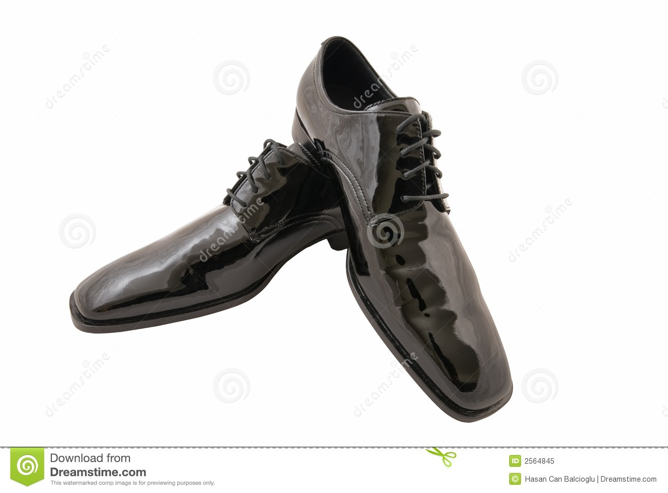 s black tuxedo shoes royalty free stock photo image