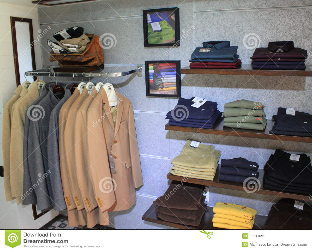 Outfit outlet clothing store