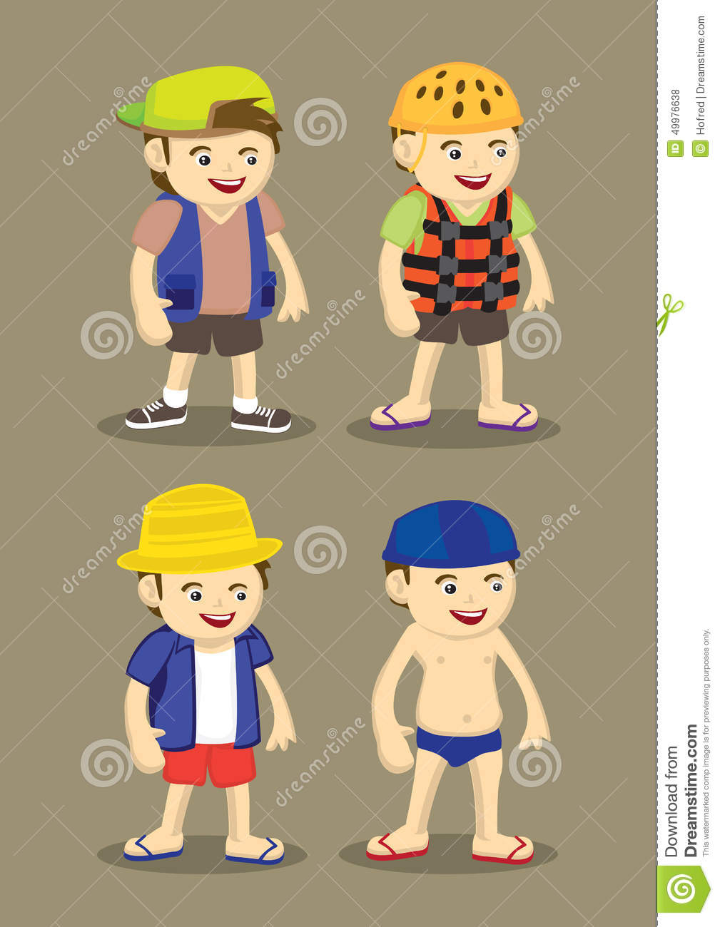 Cartoon Characters Clothes : Men s fashion outfits for summer outdoor adventure