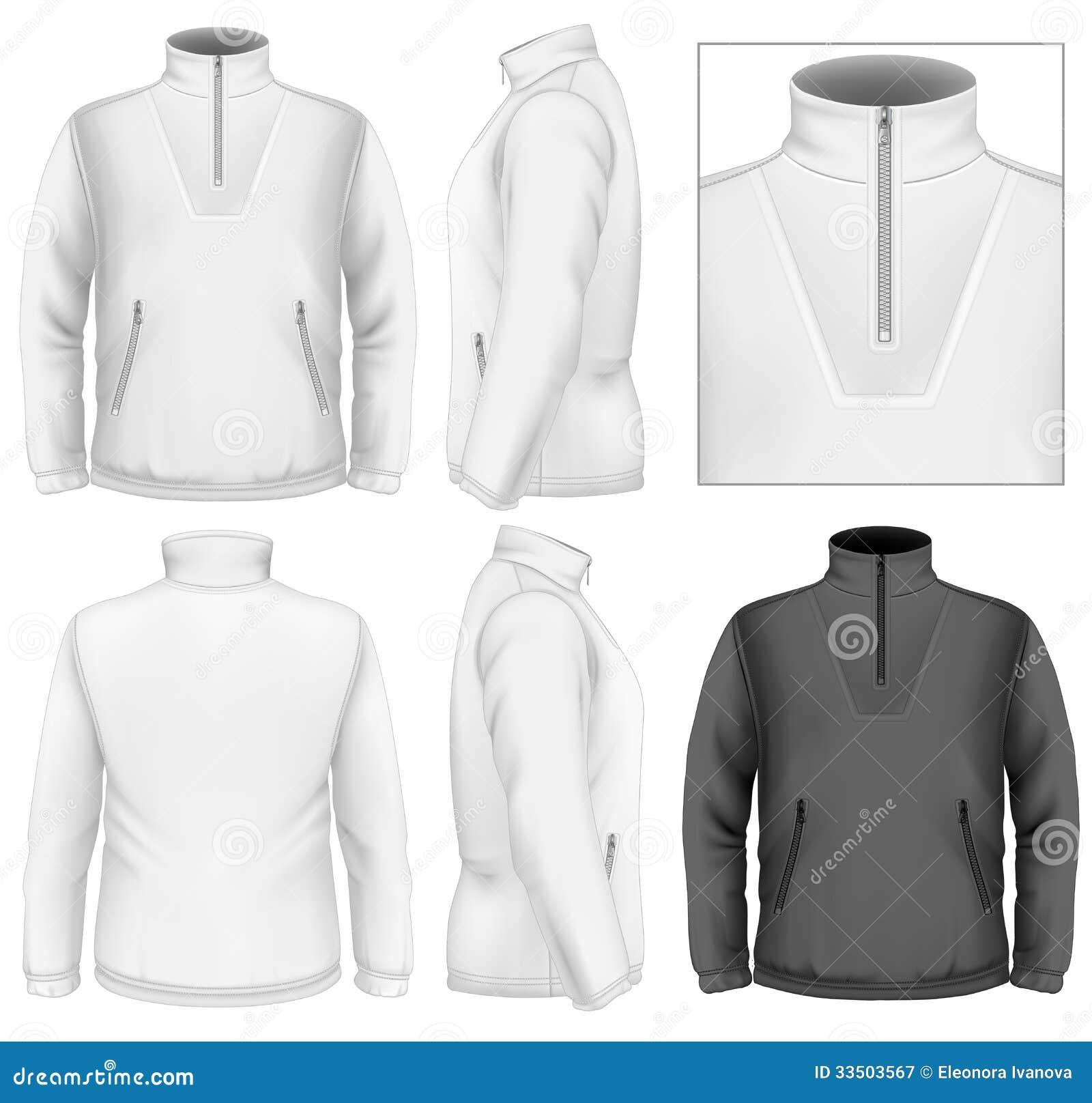 Mens Long Sleeve Shirt With Pocket