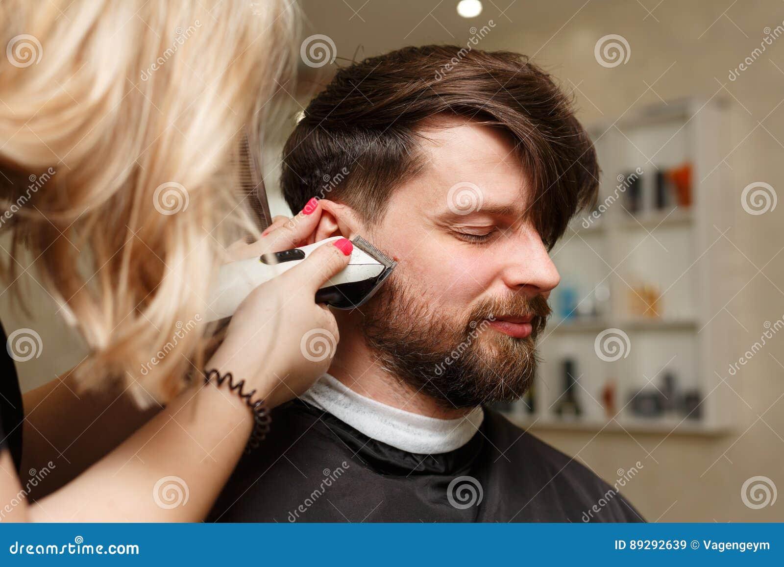 Men`s haircut