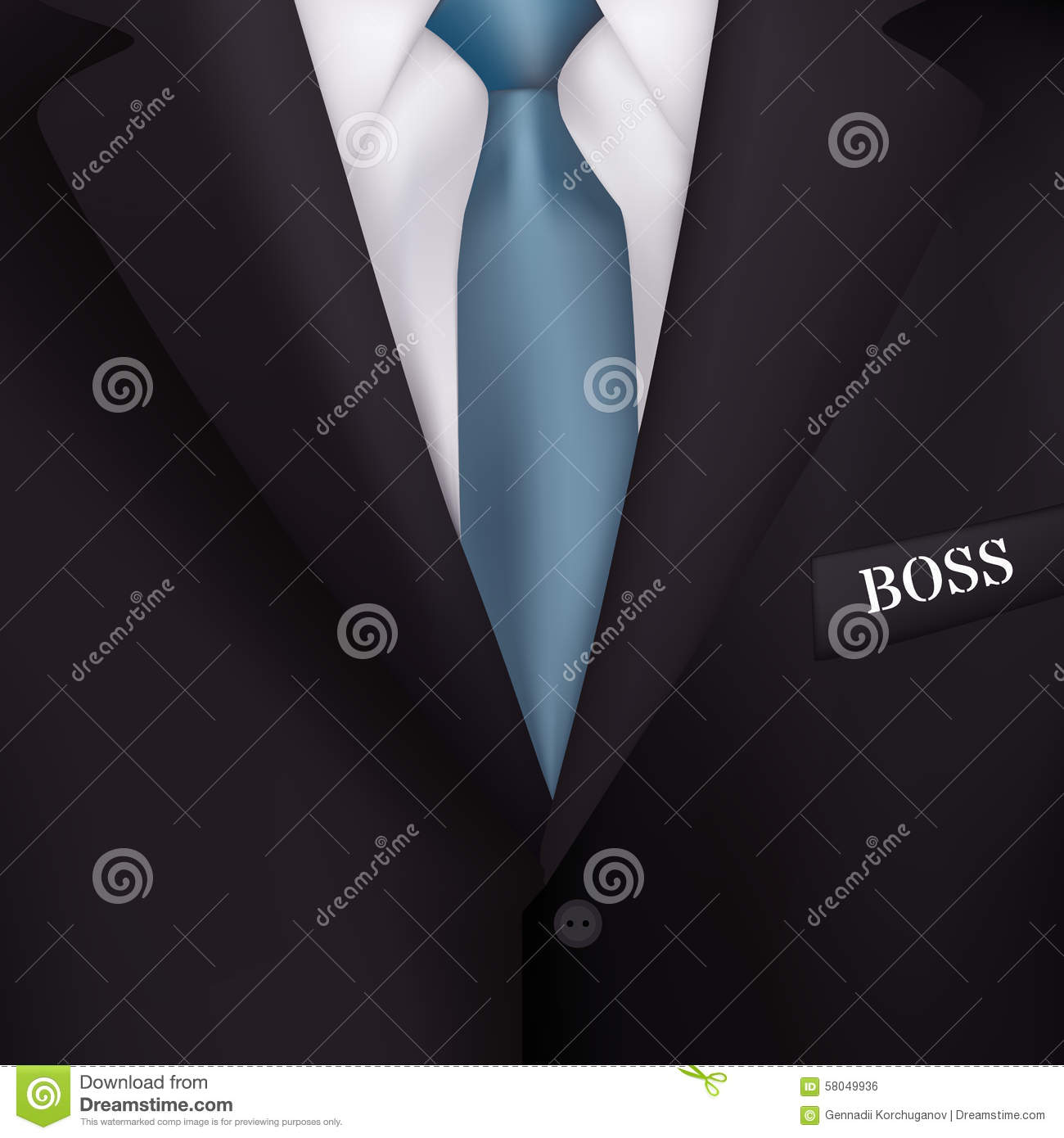 c28e2456740a Men s suit with a blue tie-style realism backgrounds for business gifts