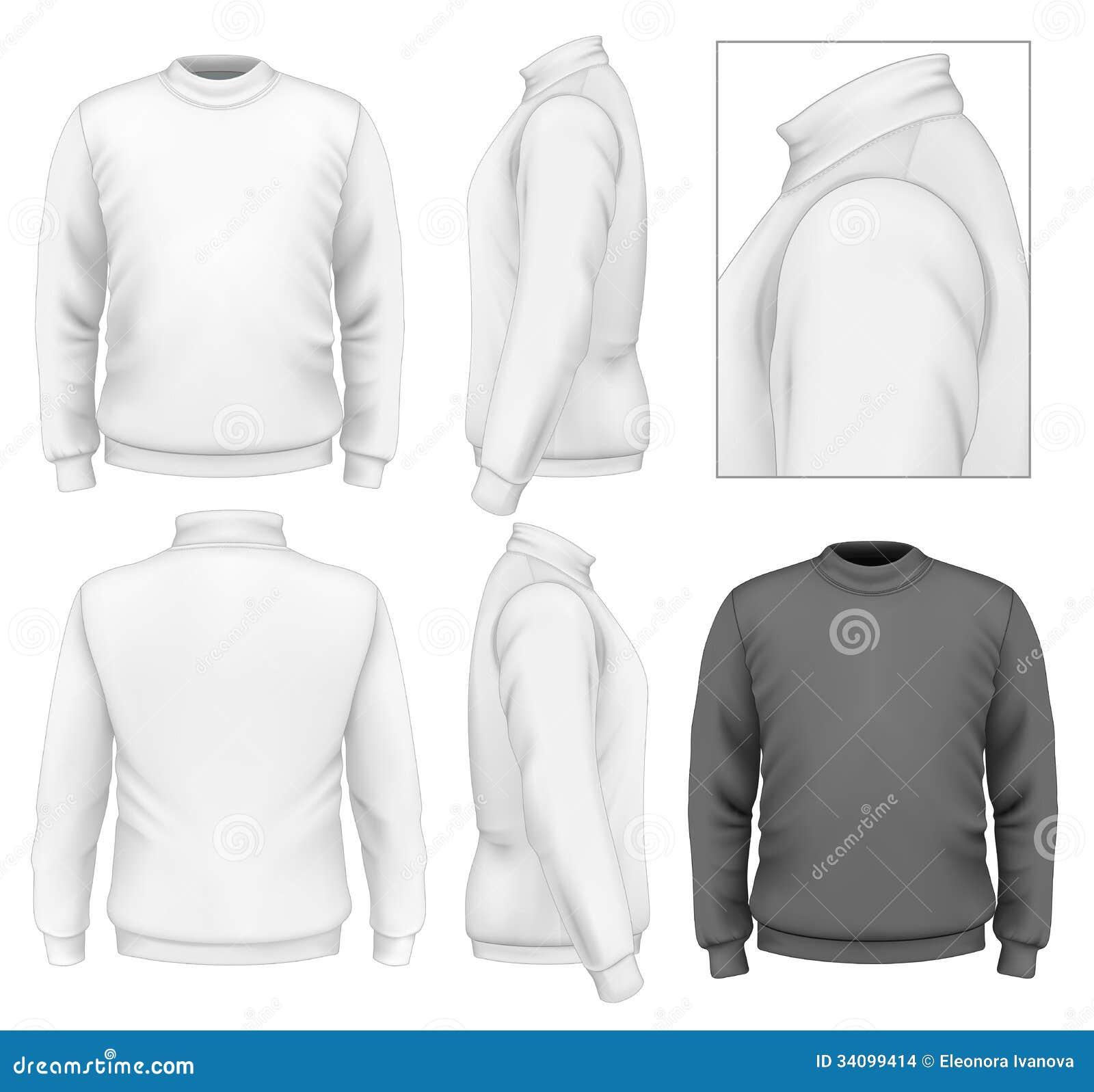 sweatshirt design template - Black.dgfitness.co