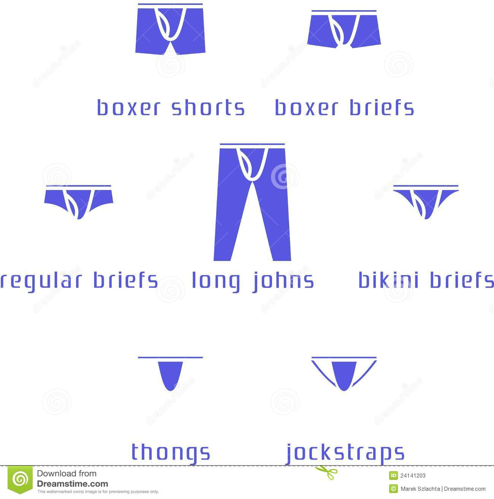 Men's Underwear Stock Photos - Image: 24141203