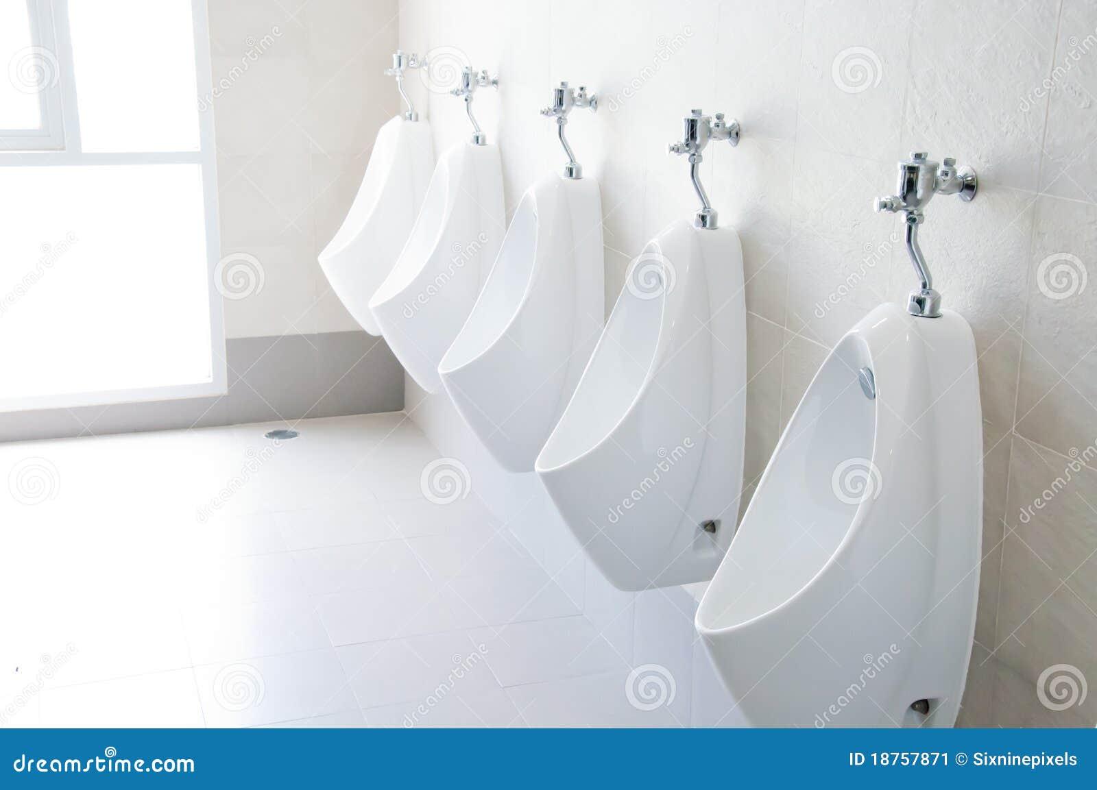 Men Toilet Stock Image Image 18757871