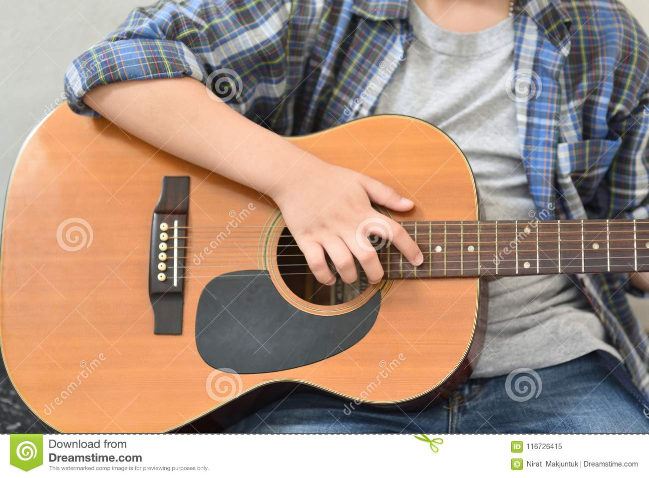 Guitar Chords Stock Image Image Of Holding Couch 116726415