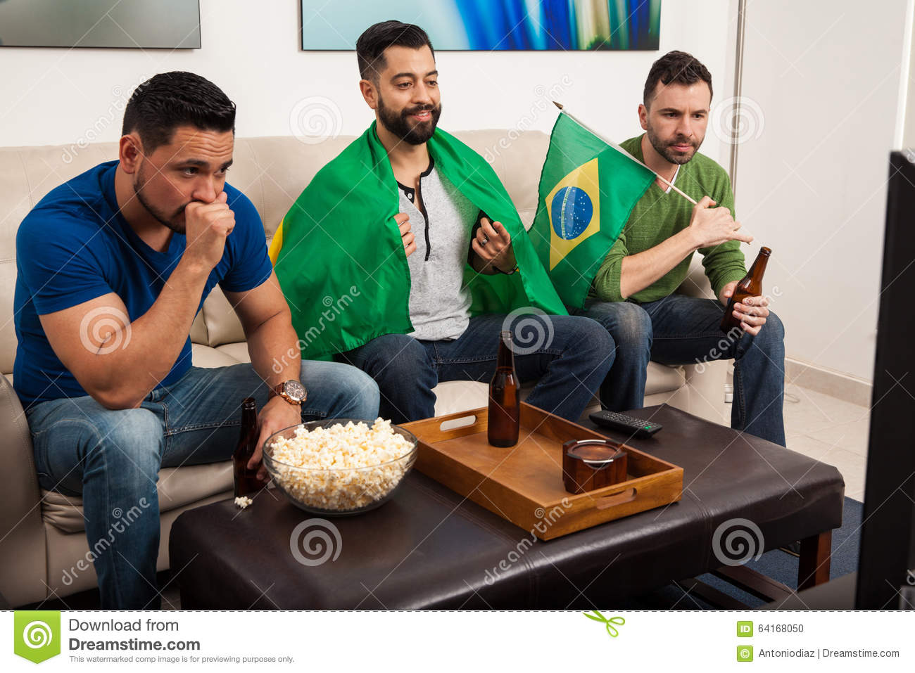 men watching the olympics on tv stock photo image 64168050 men watching the olympics on tv