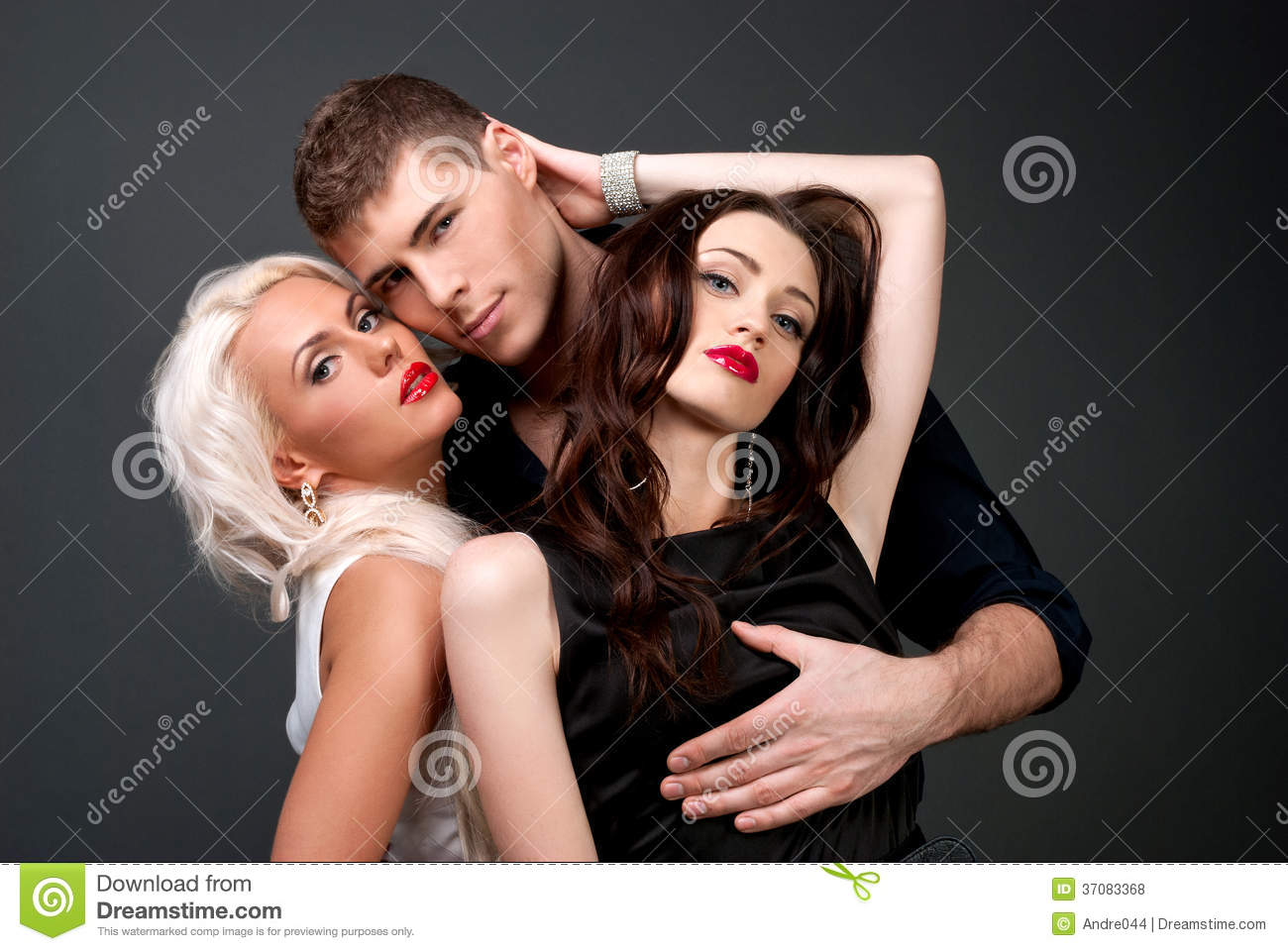Royalty Free Stock Image Handsome Man Male Models Picture