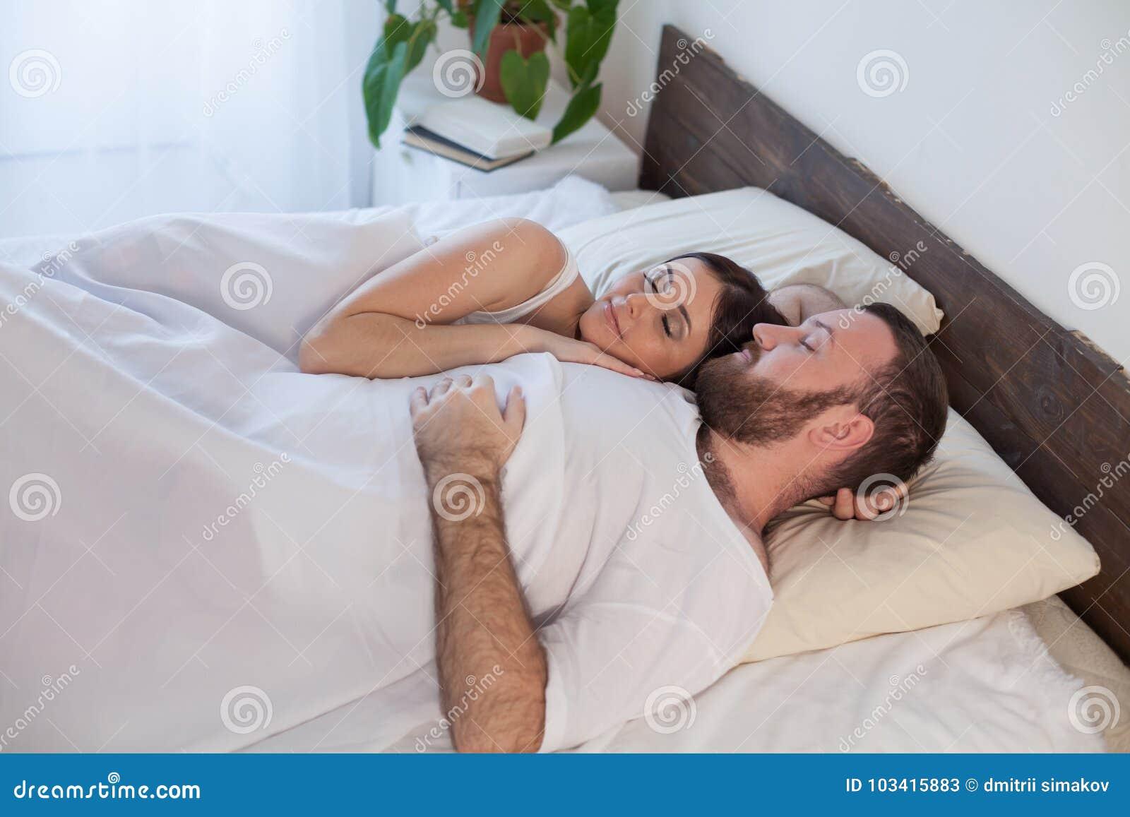 In bed men white 13 Things