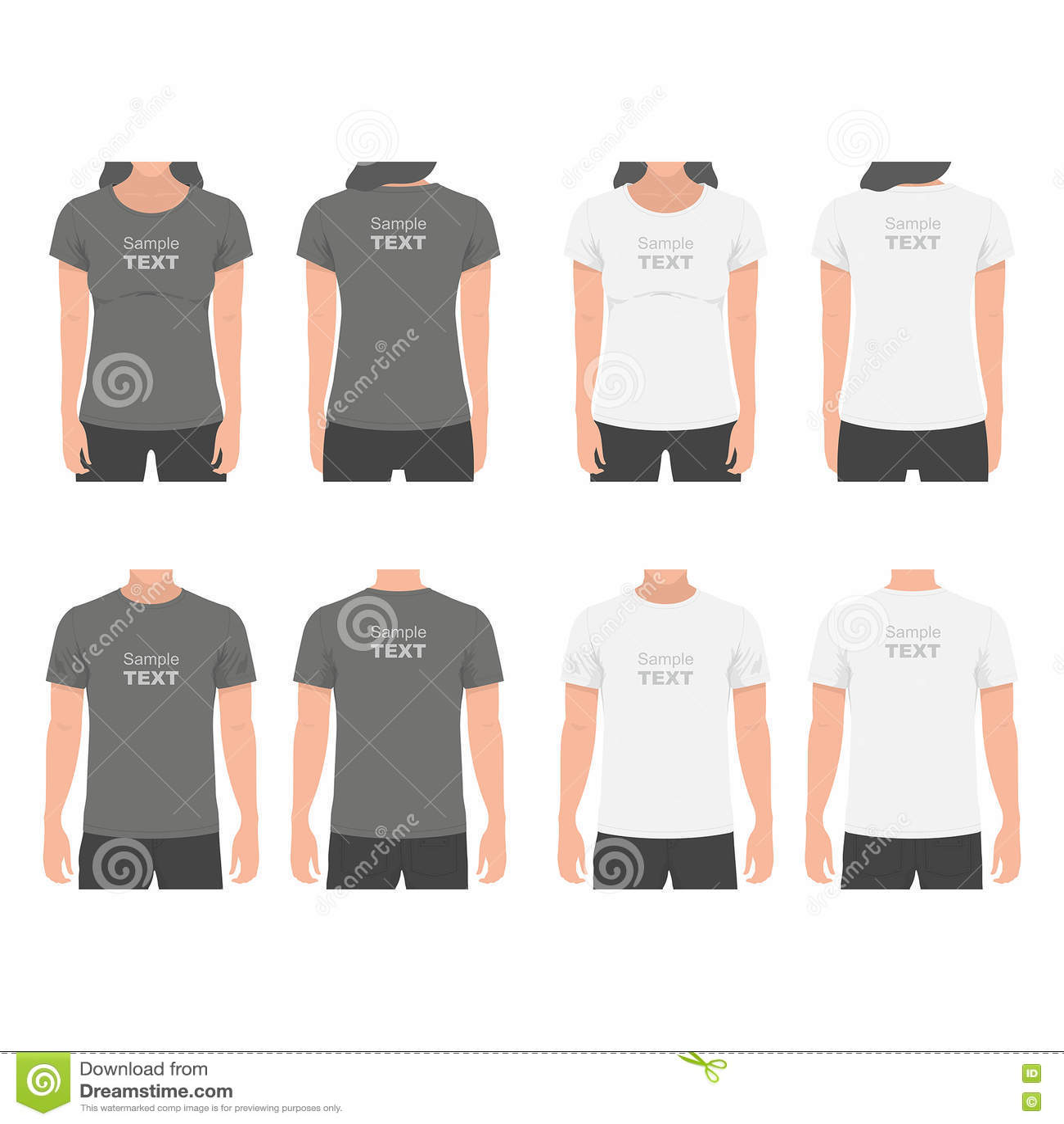 Human design t shirt - Back Body Design Front Human Men Shirt