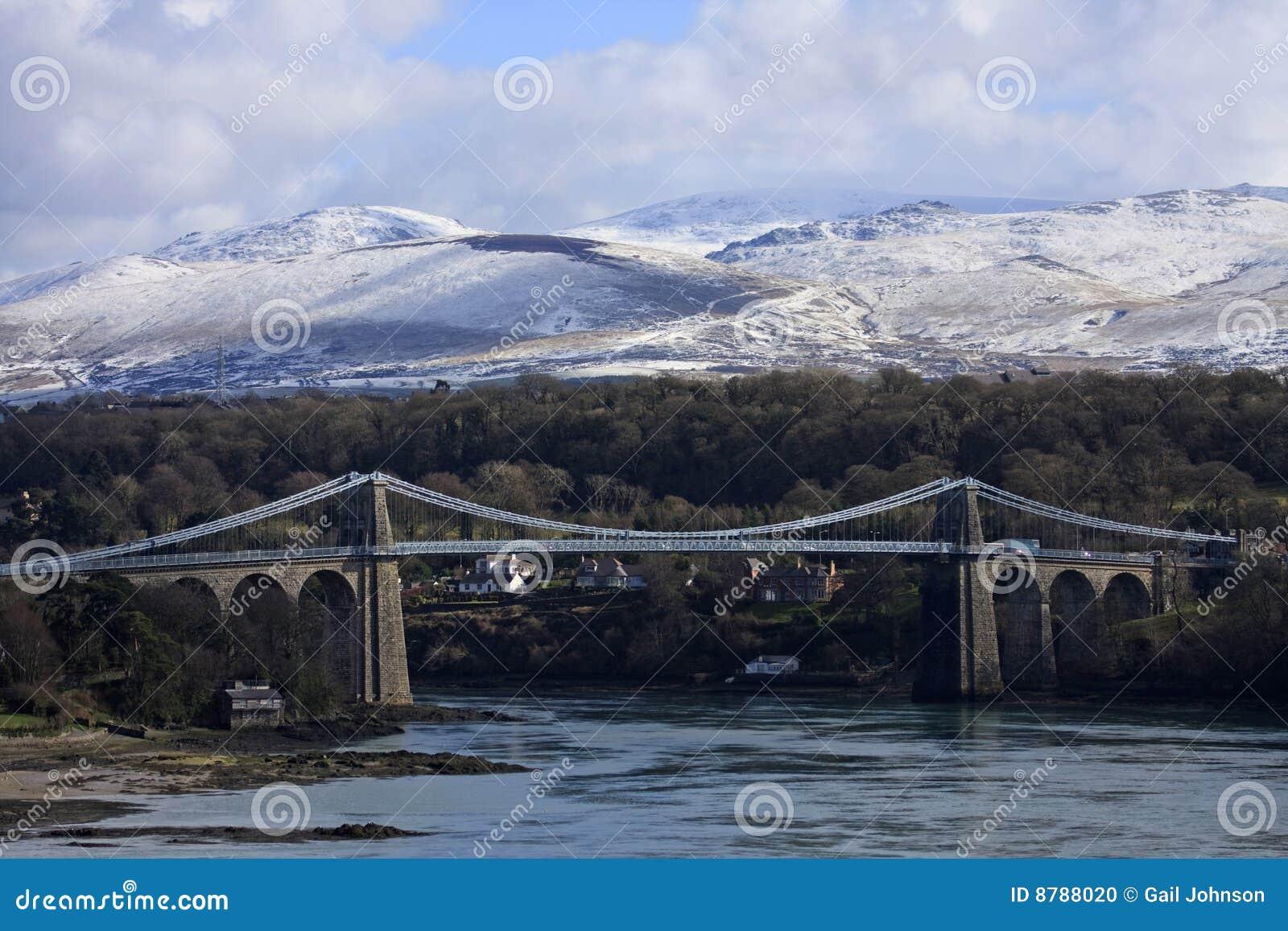 Menai Aufhebung-Brücke