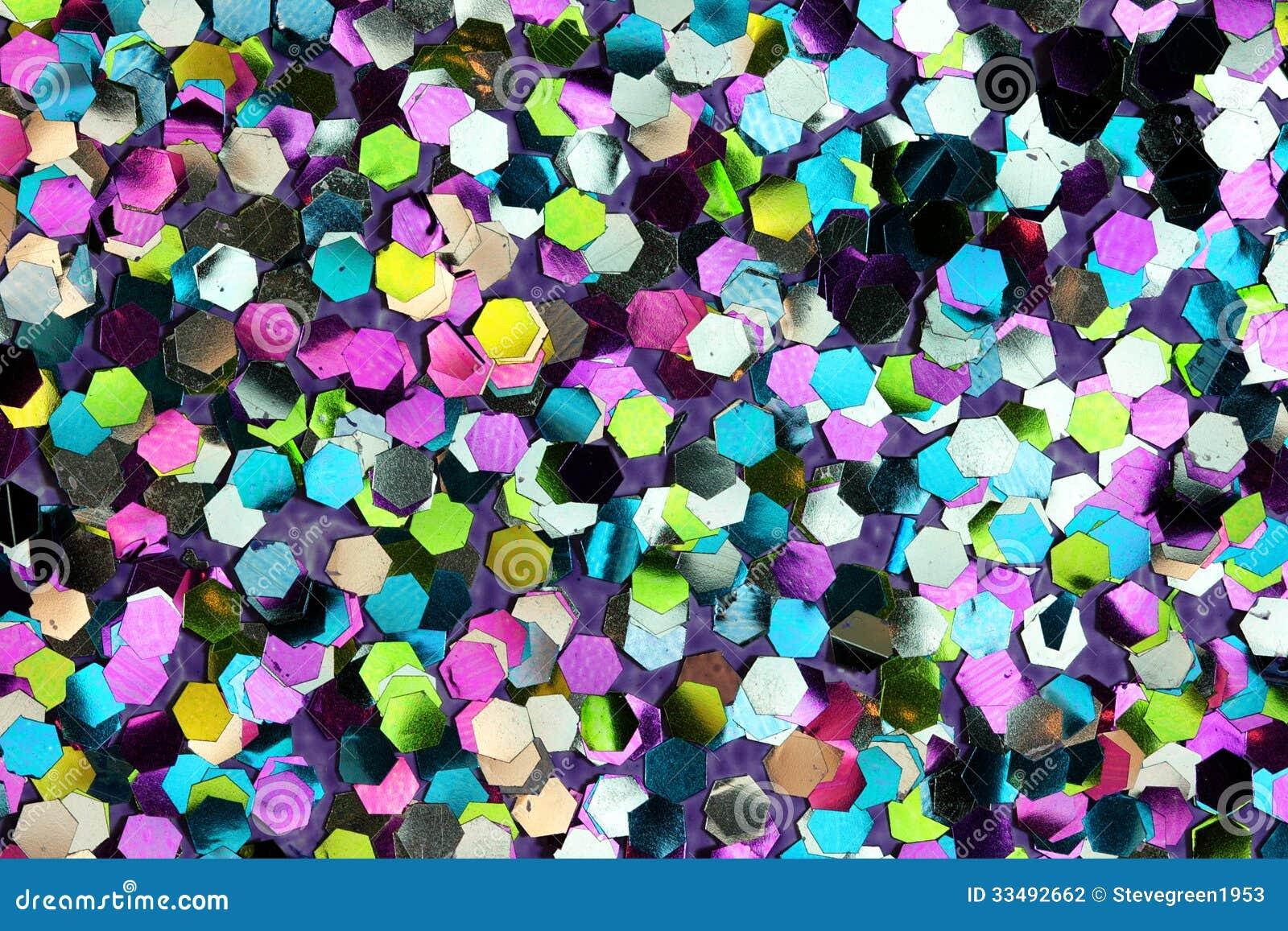 Menchie, błękit, kolor żółty, Zielony błyskotliwości tło