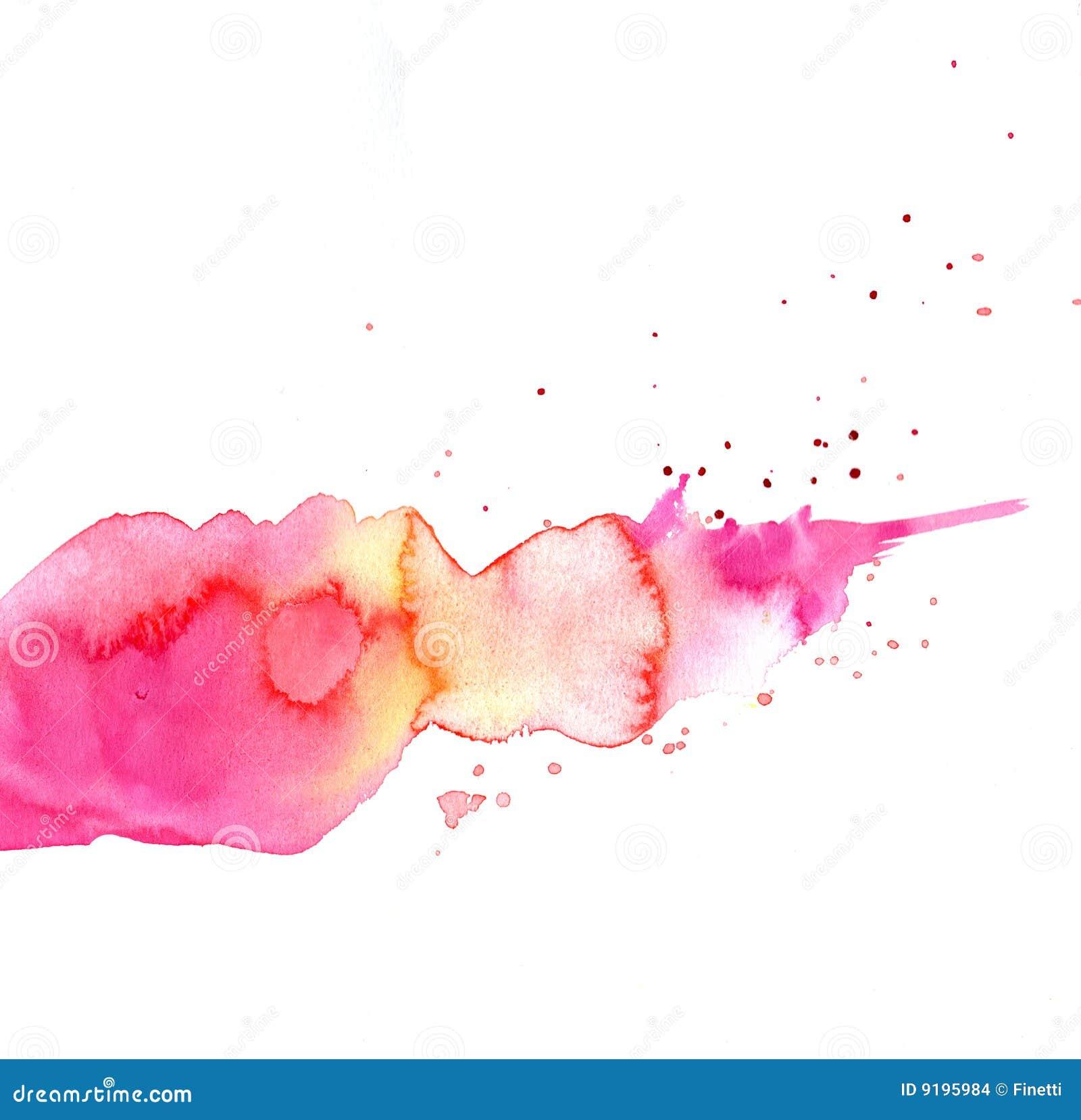 Menchii splatters