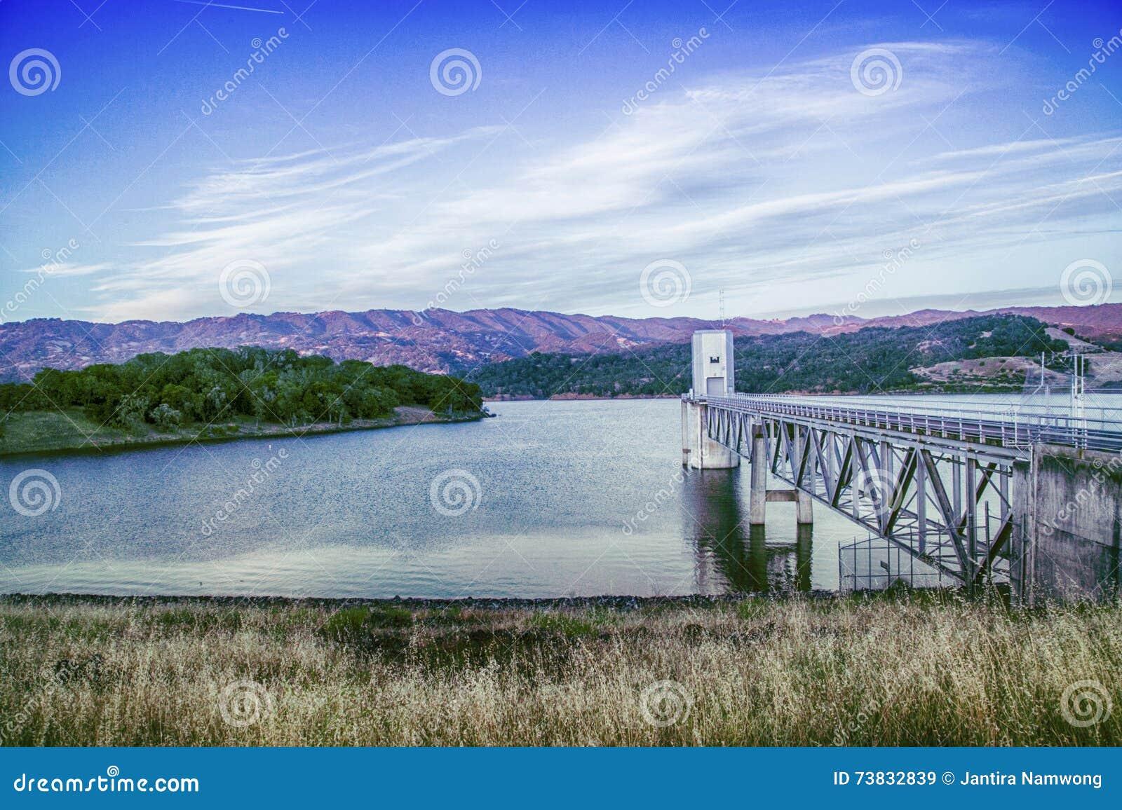 Mendocino湖