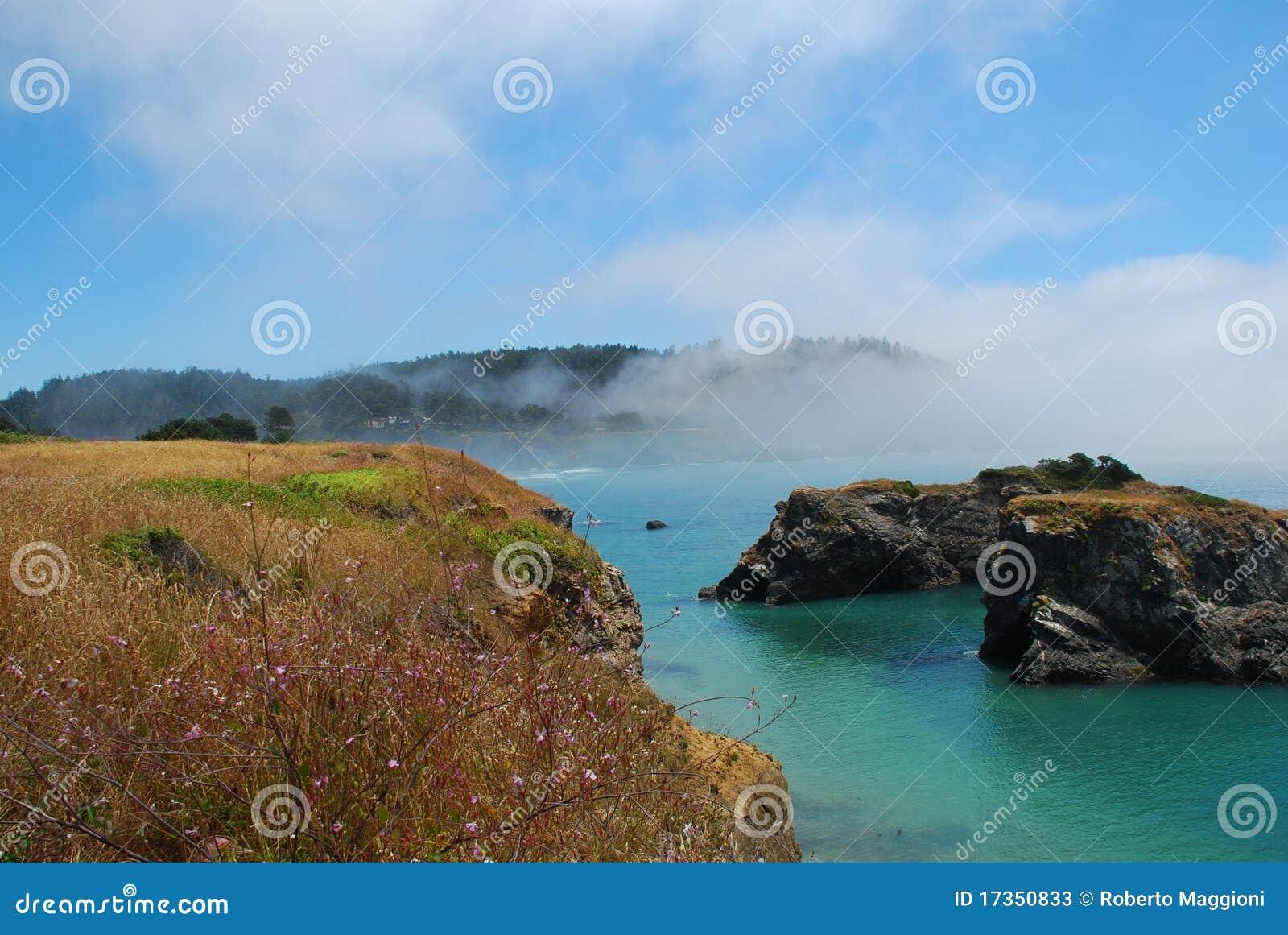Mendocino california