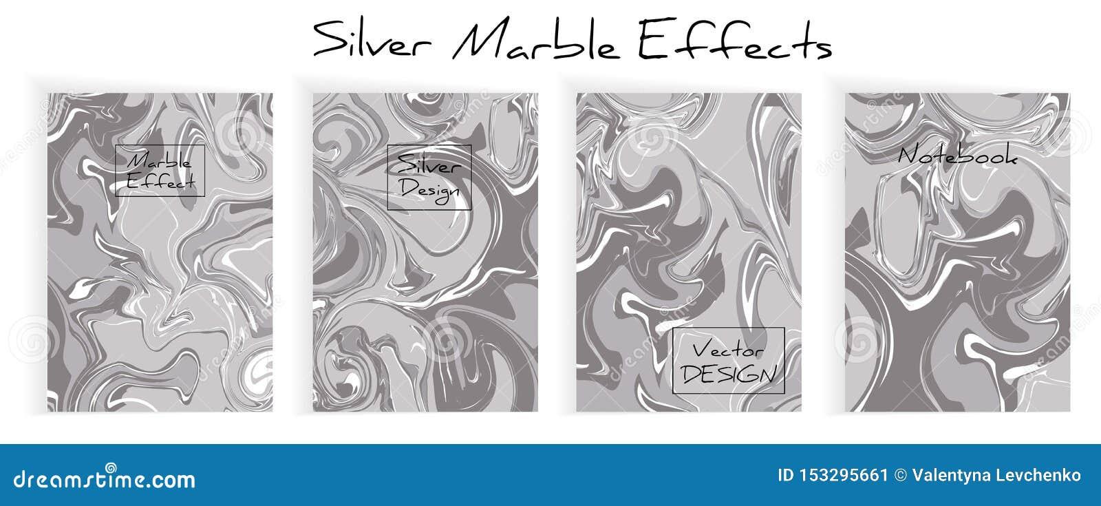 Mengsel van acrylverven Vloeibare marmeren textuur