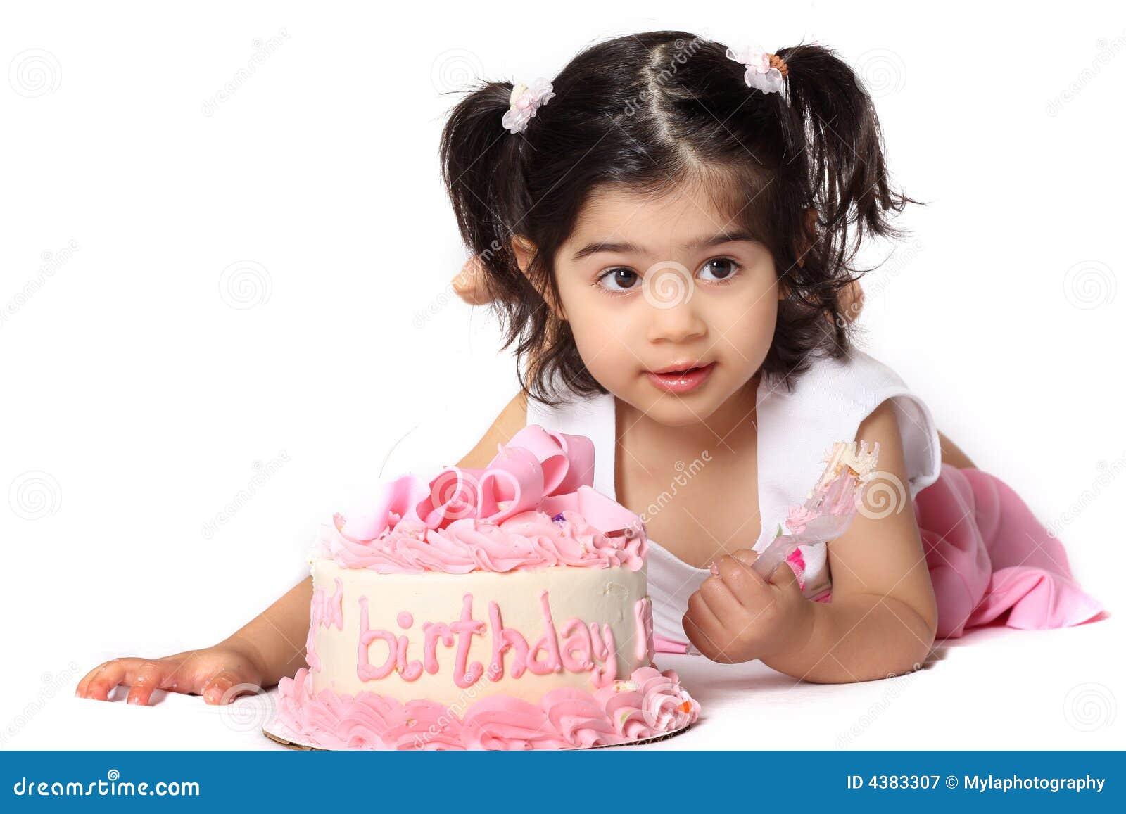 Menina do aniversário