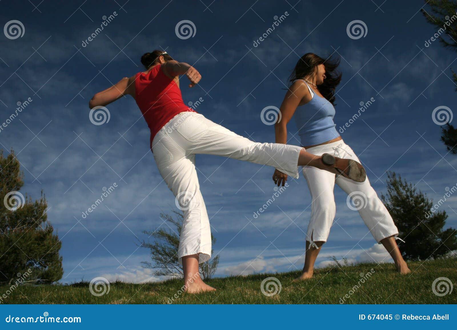 Meninas de dança