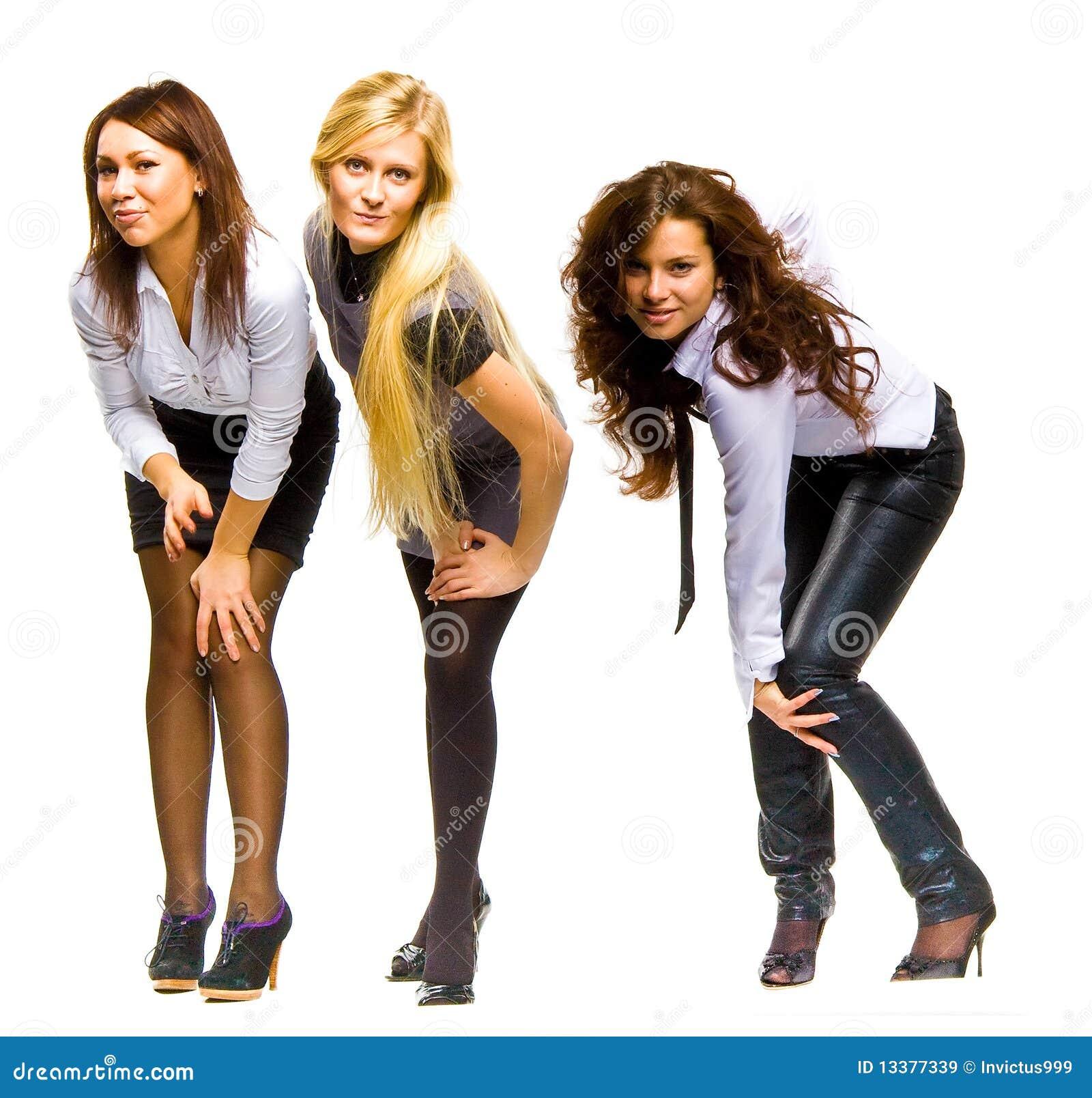 Meninas do negócio