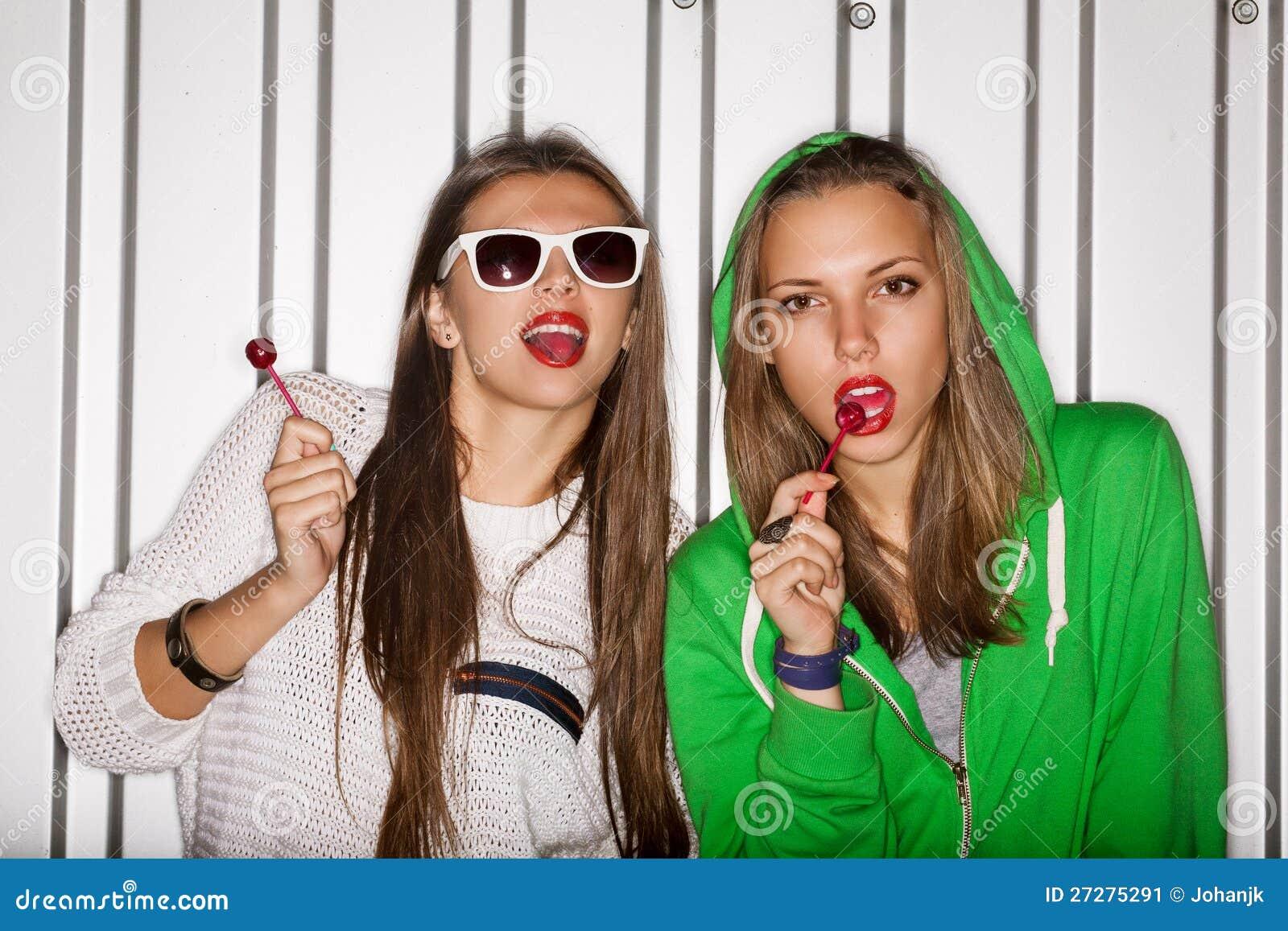 Meninas impertinentes