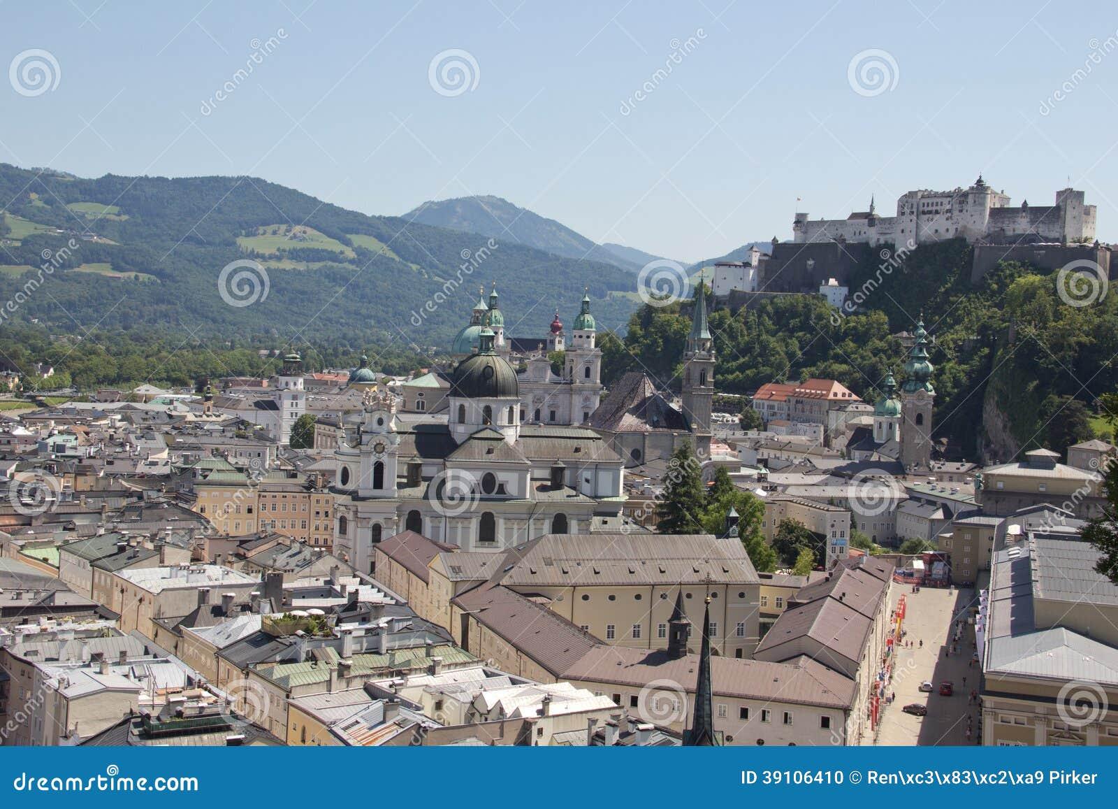 Mening over de Oude Stad van Salzburg en Vesting