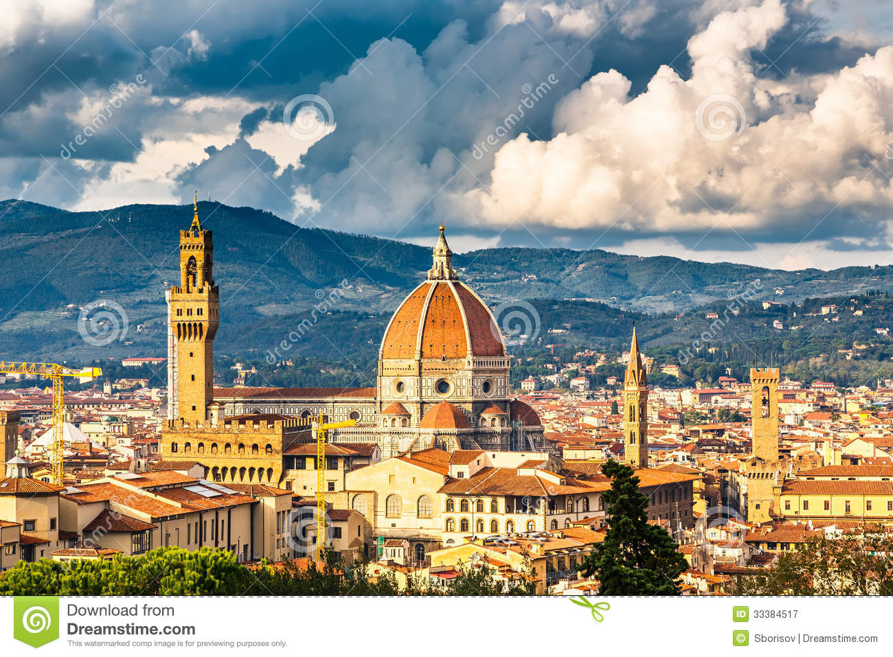 Mening over Florence