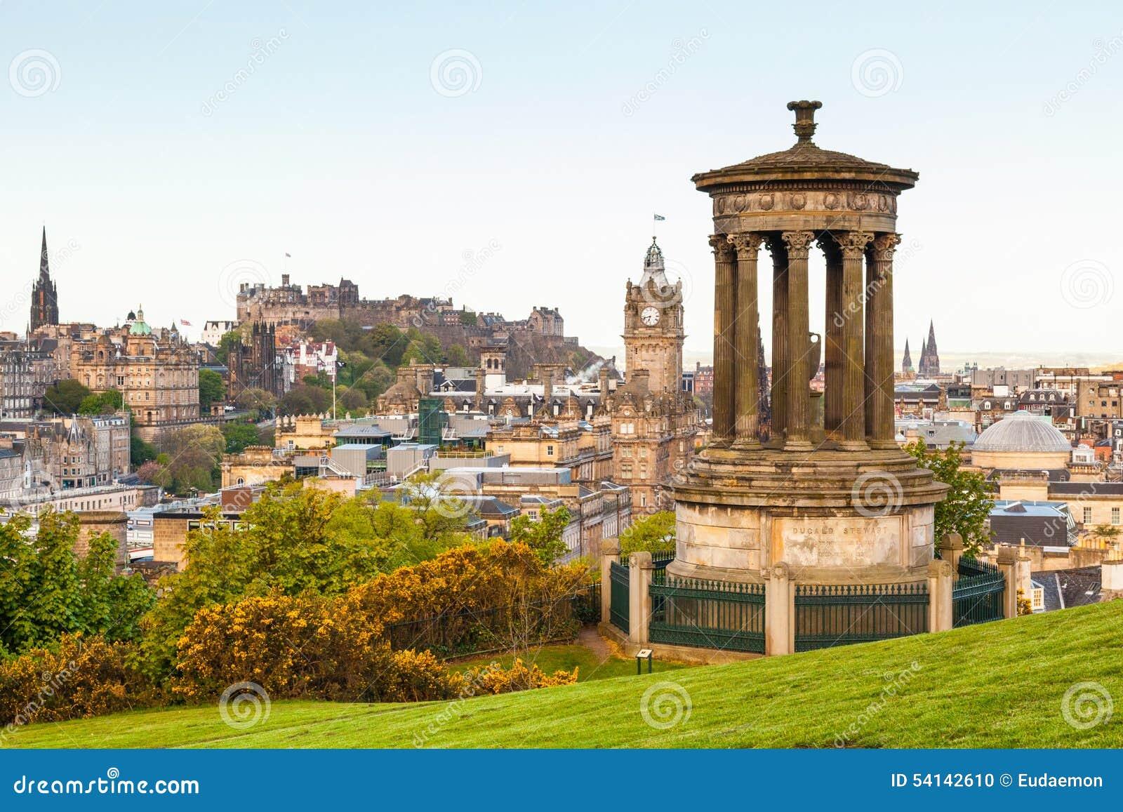 Mening van Edinburgh