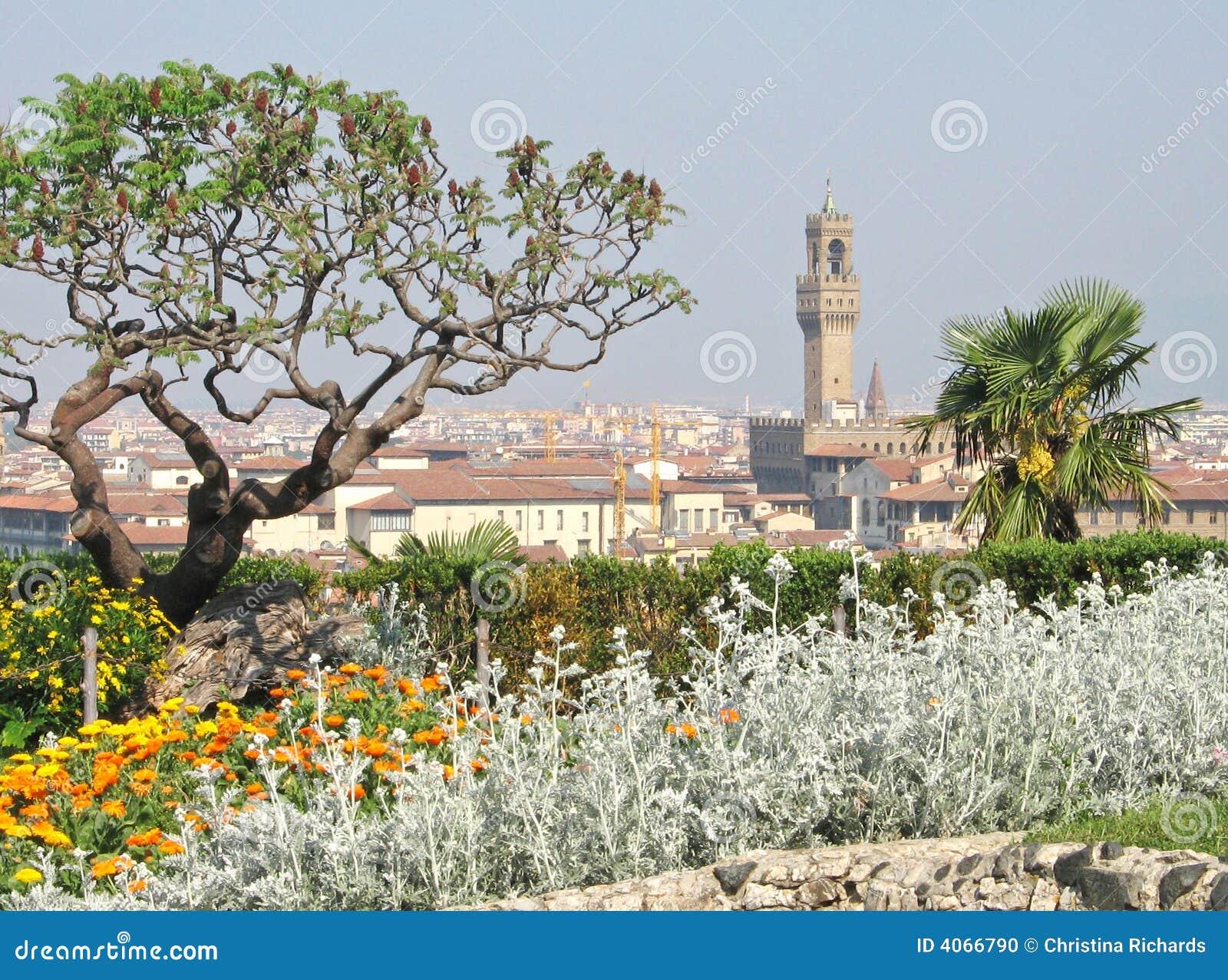 Mening van Florence, Italië