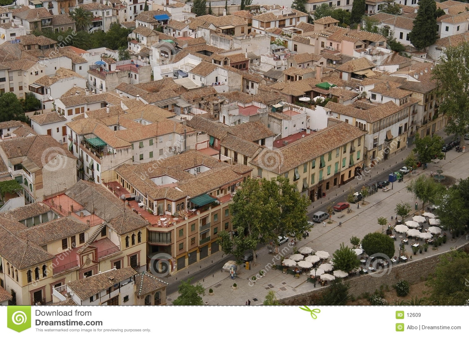 Mening van Granada