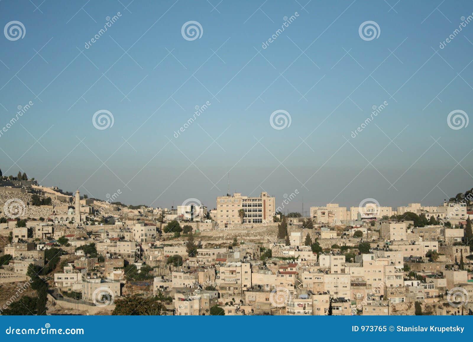 Mening van Jeruzalem