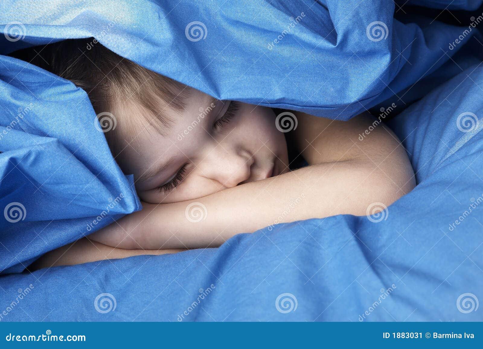 Menino de sono